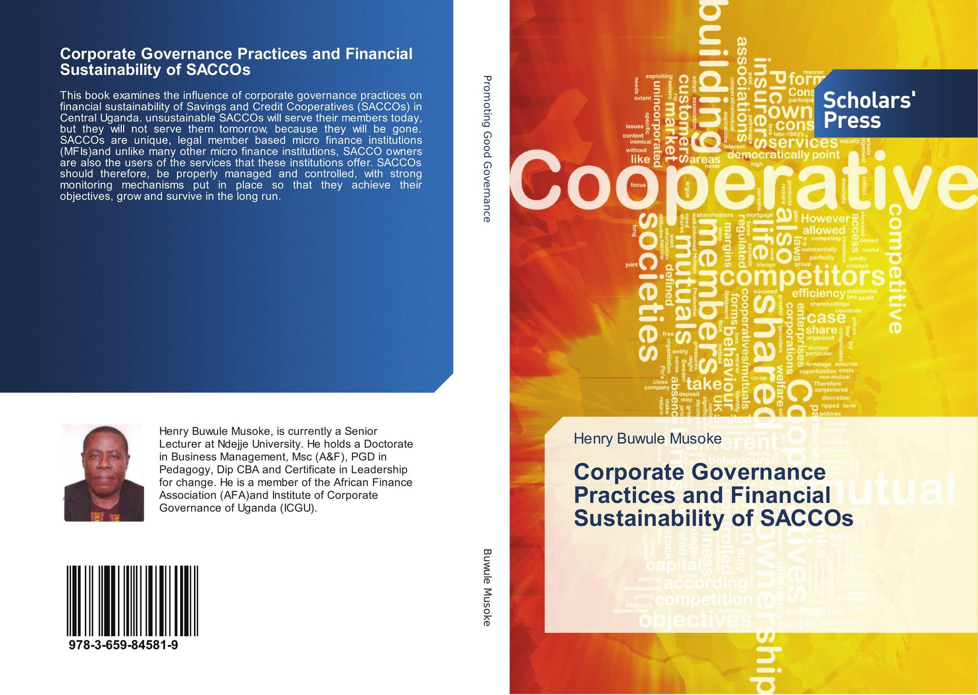 corporate governance in saccos Corporate governance on performance of saccos купить по лучшей цене this book is a research study of effect of corporate governance code on performance of companies.