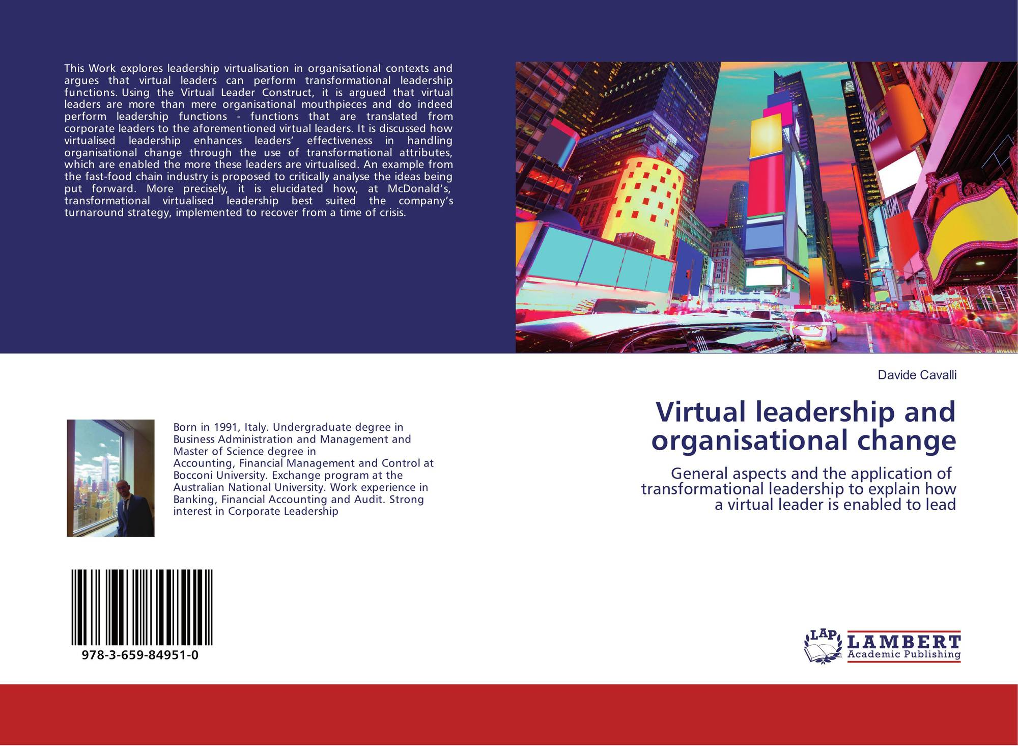 leadership and organisational change
