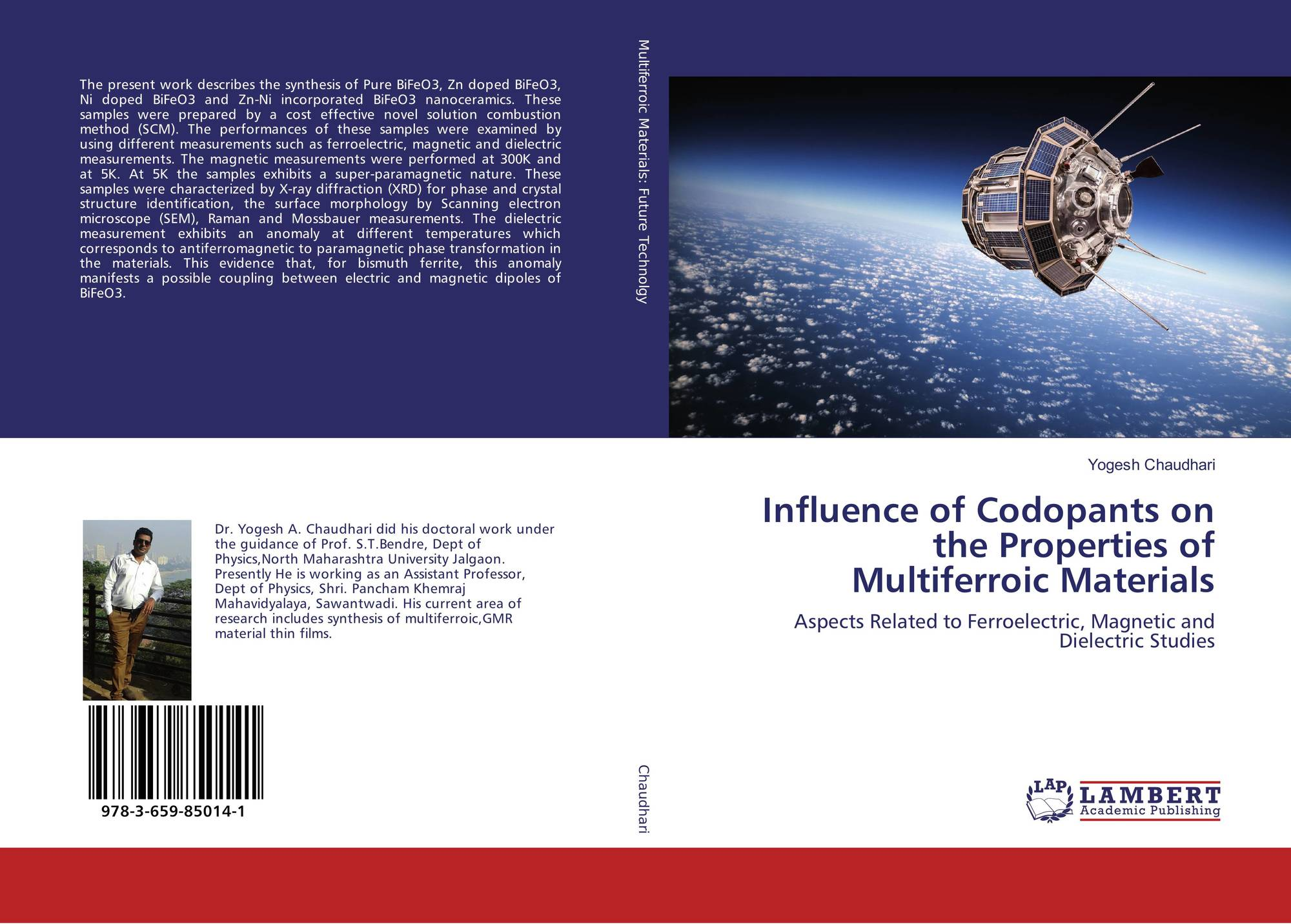 Influence of Codopants on the Properties of Multiferroic