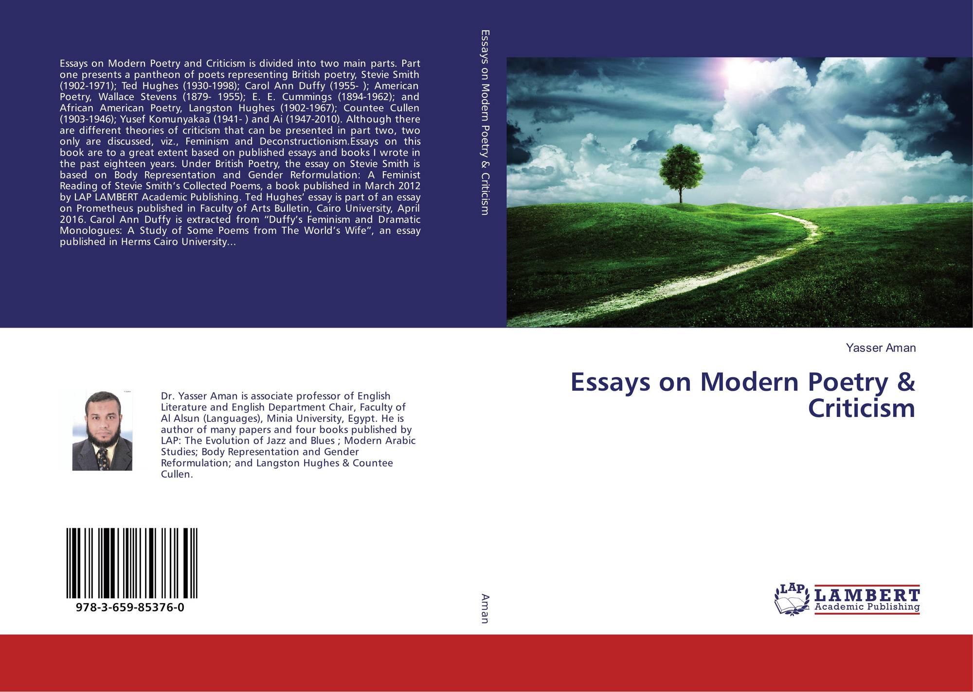modernism in poetry essay