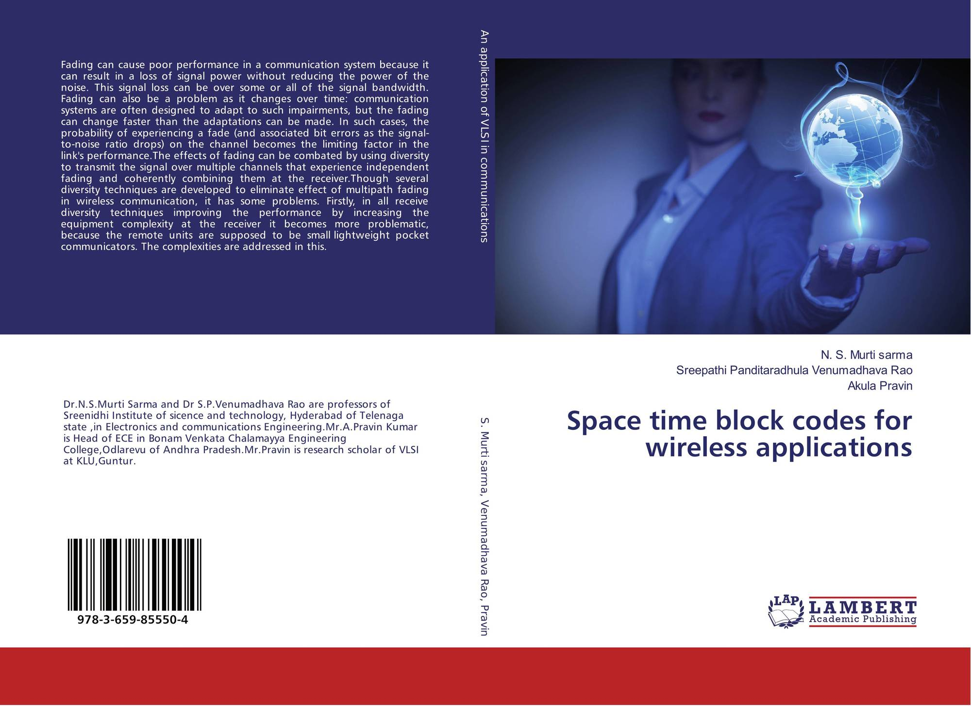 thesis on space time block codes Abstract title of dissertation: on the performance of probability for arbitrary space-time block codes and i would especially like to acknowledge my thesis.