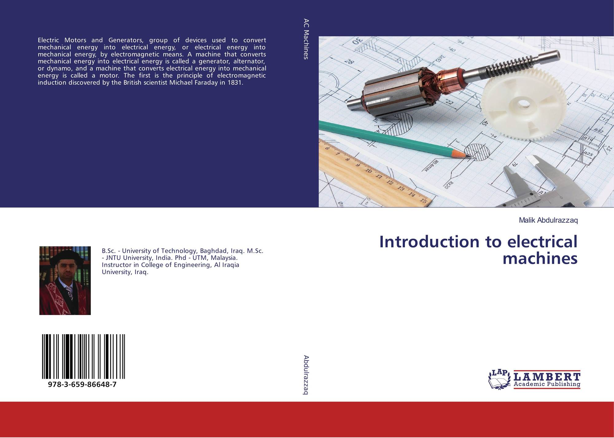 Search Results For Electrical Machines Dynamo To Alternator Conversion Wiring Diagram Bookcover Of Introduction