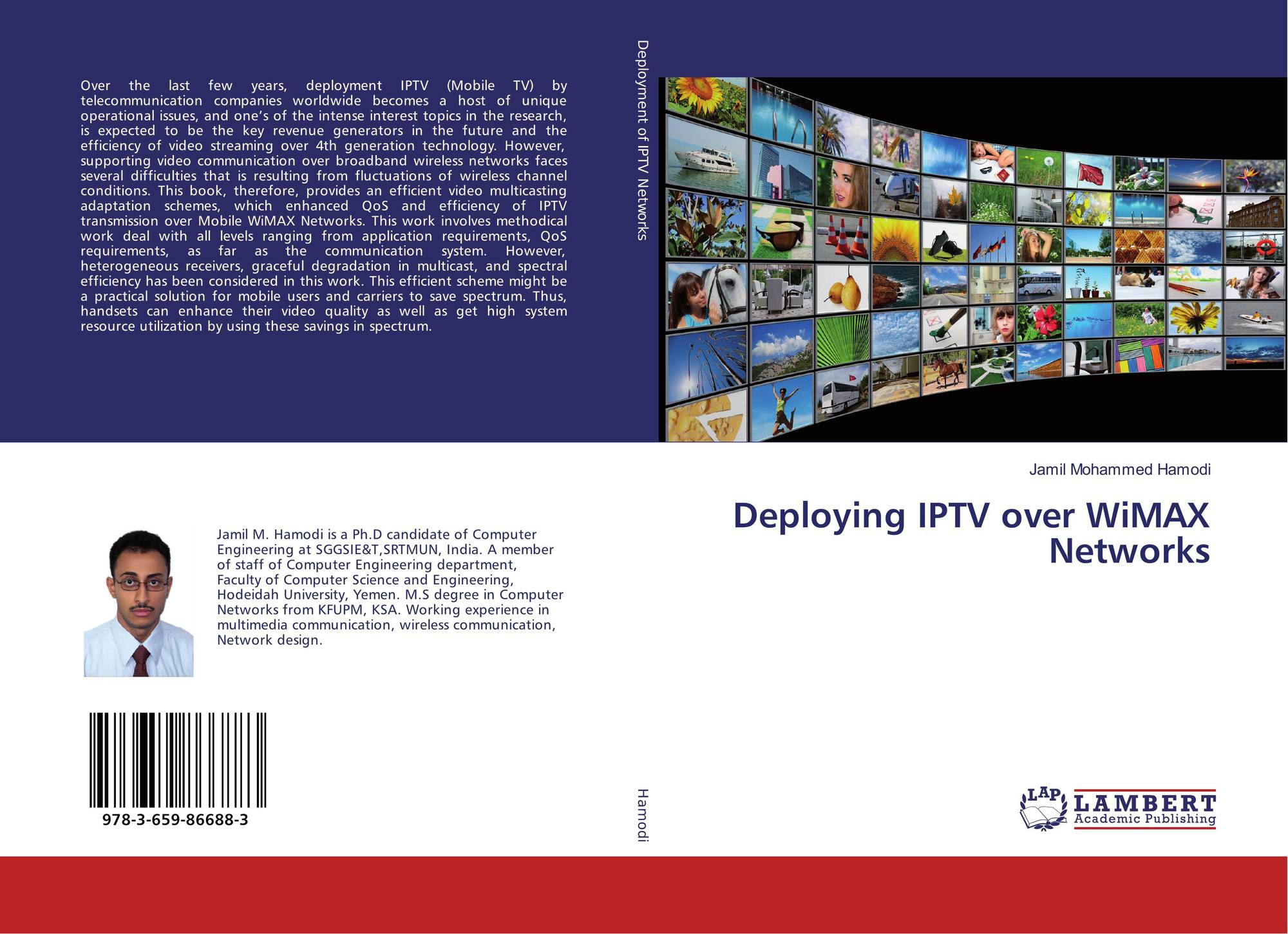 search results for motivation to become a doctor bookcover of deploying iptv over wimax networks