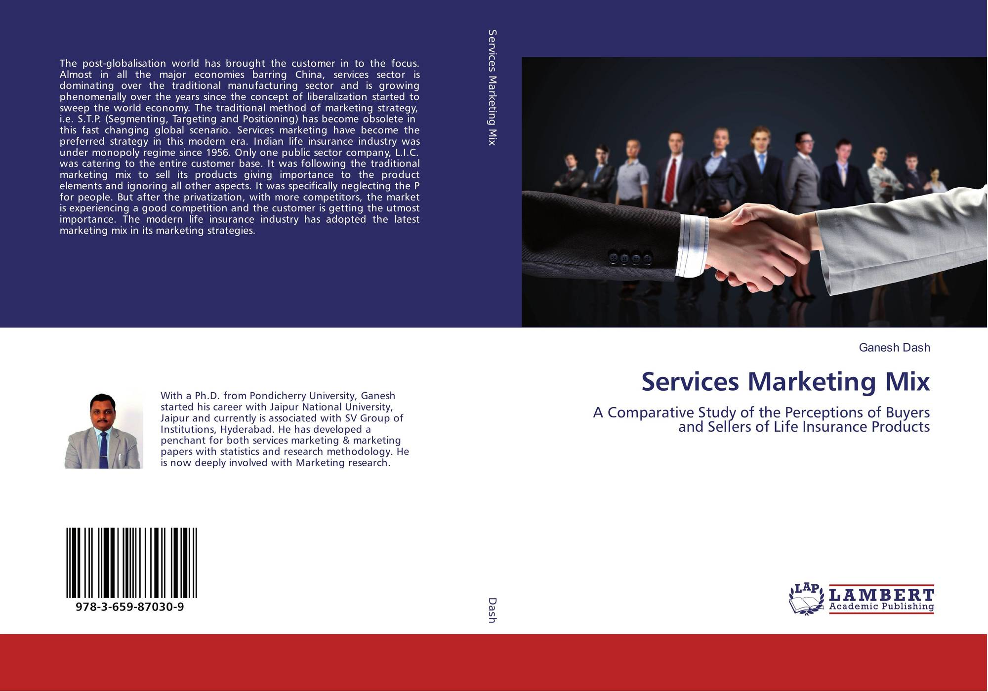 service marketing mix for insurance The service marketing mix is also known as an extended marketing mix and is an integral part of a service  please explain all about marketing in insurance sector.