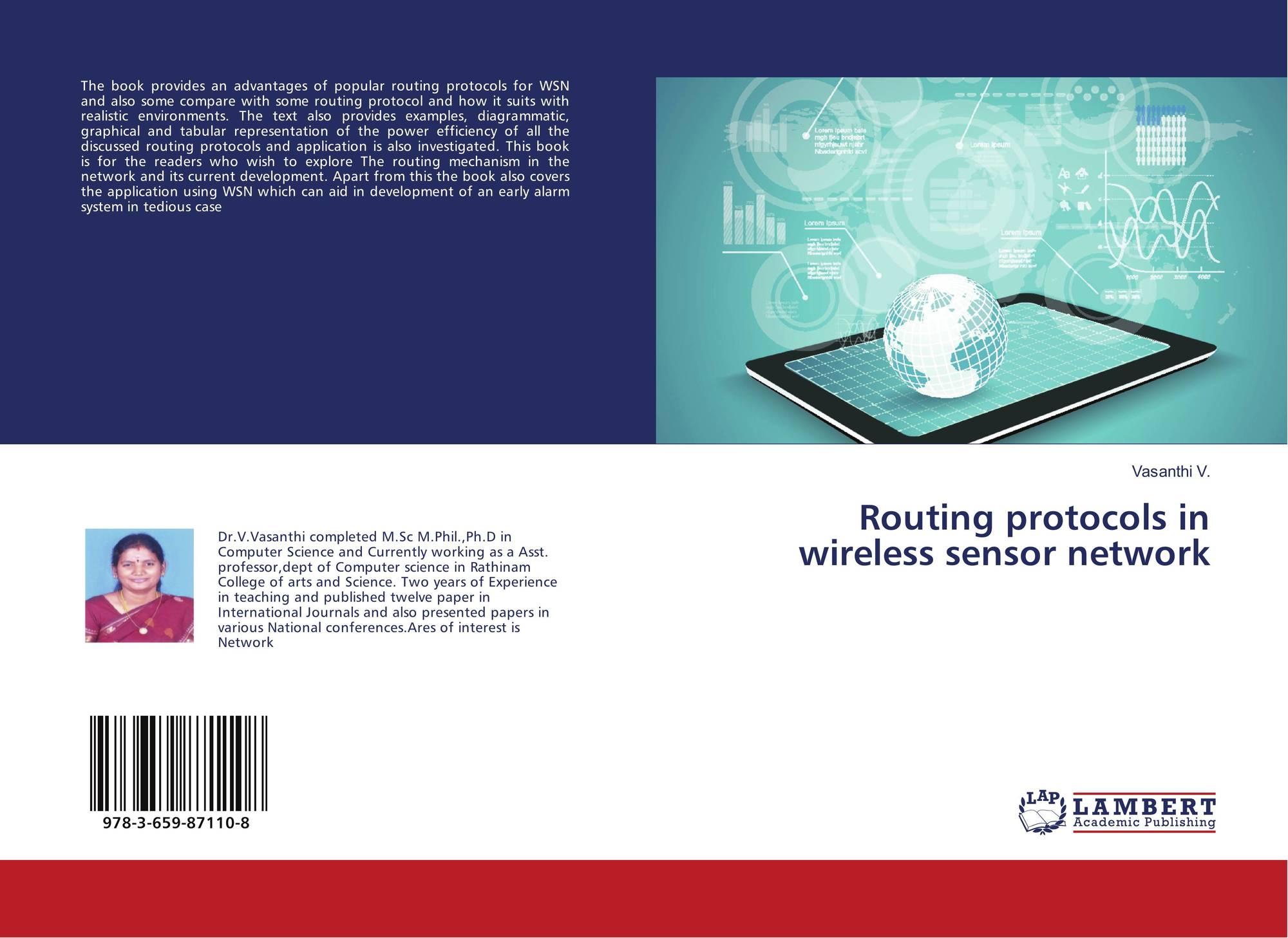 routing protocols in wireless sensor networks pdf