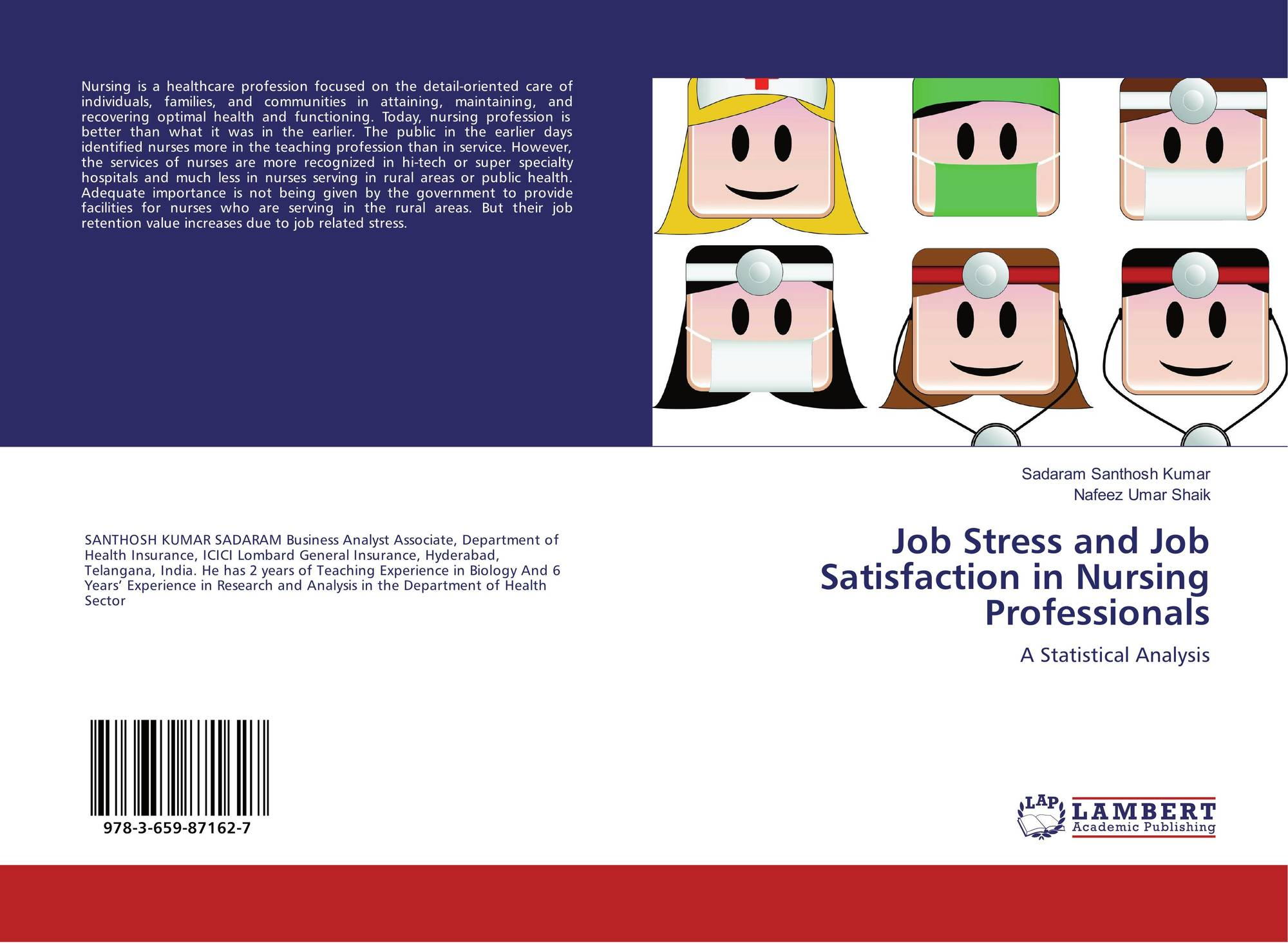 stress and job satisfaction of icu nurses Research article job satisfaction and burnout among intensive care unit nurses and physicians  with regard to job satisfaction, job stress, or burnout scores.