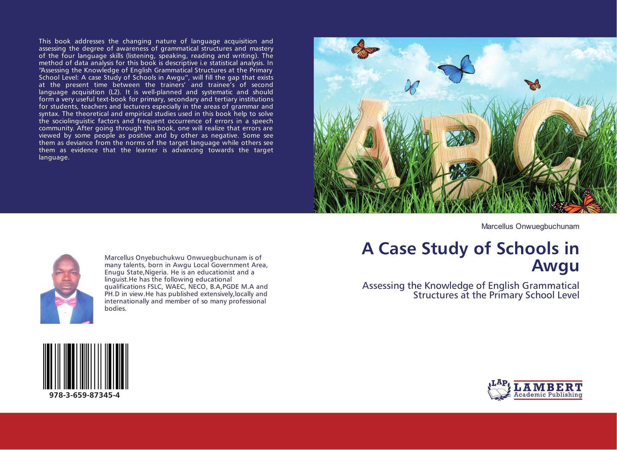 a case study of school