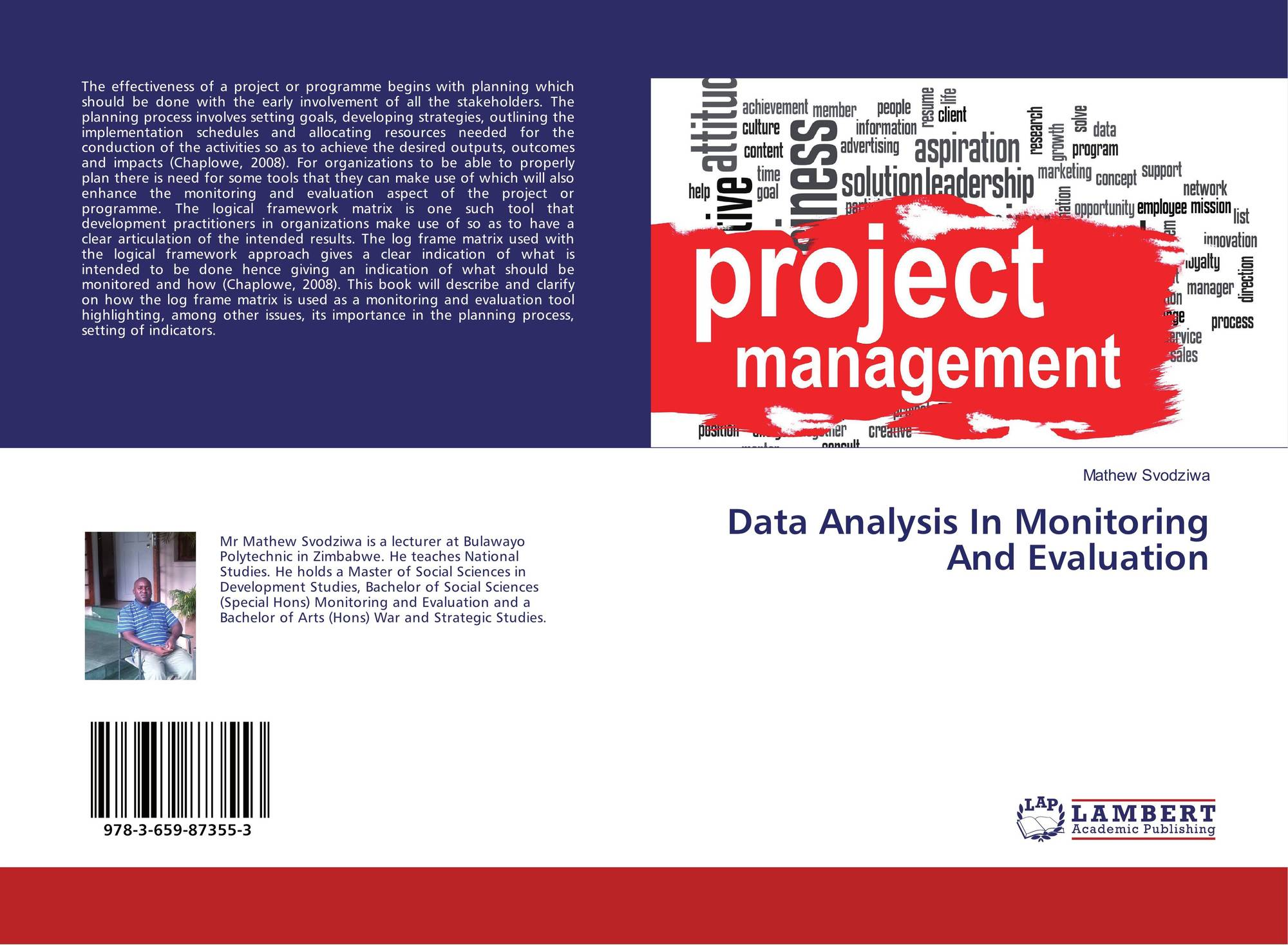 Phd thesis monitoring and evaluation