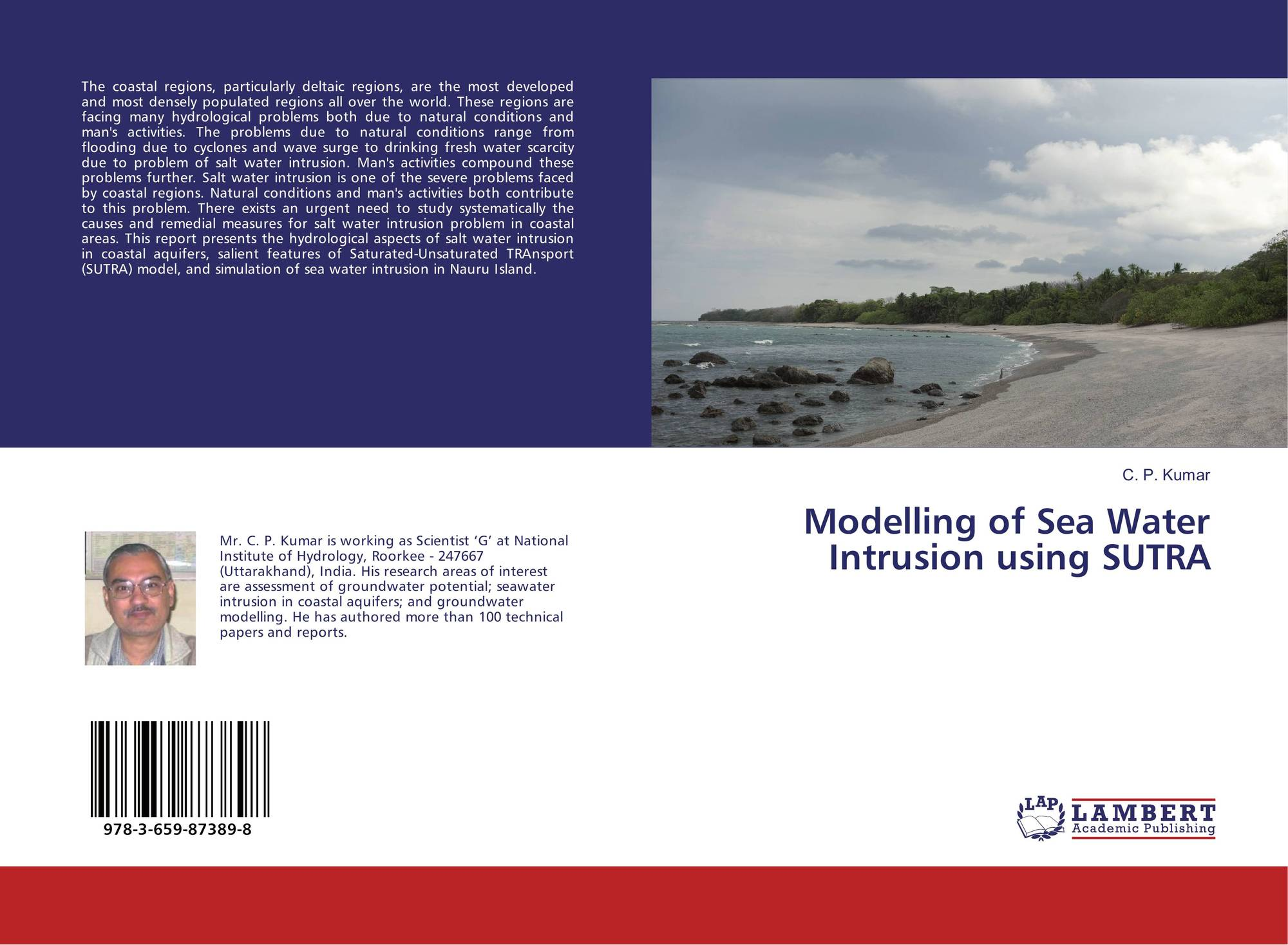 the modeling of salt water intrusion essay Seawater intrusions in groundwater seawater intrusion is the movement of seawater into fresh water aquifers due to natural processes or human use of salt for highways deicing is another source of contamination: when this salt washes off roads it may easily move with percolating water into.