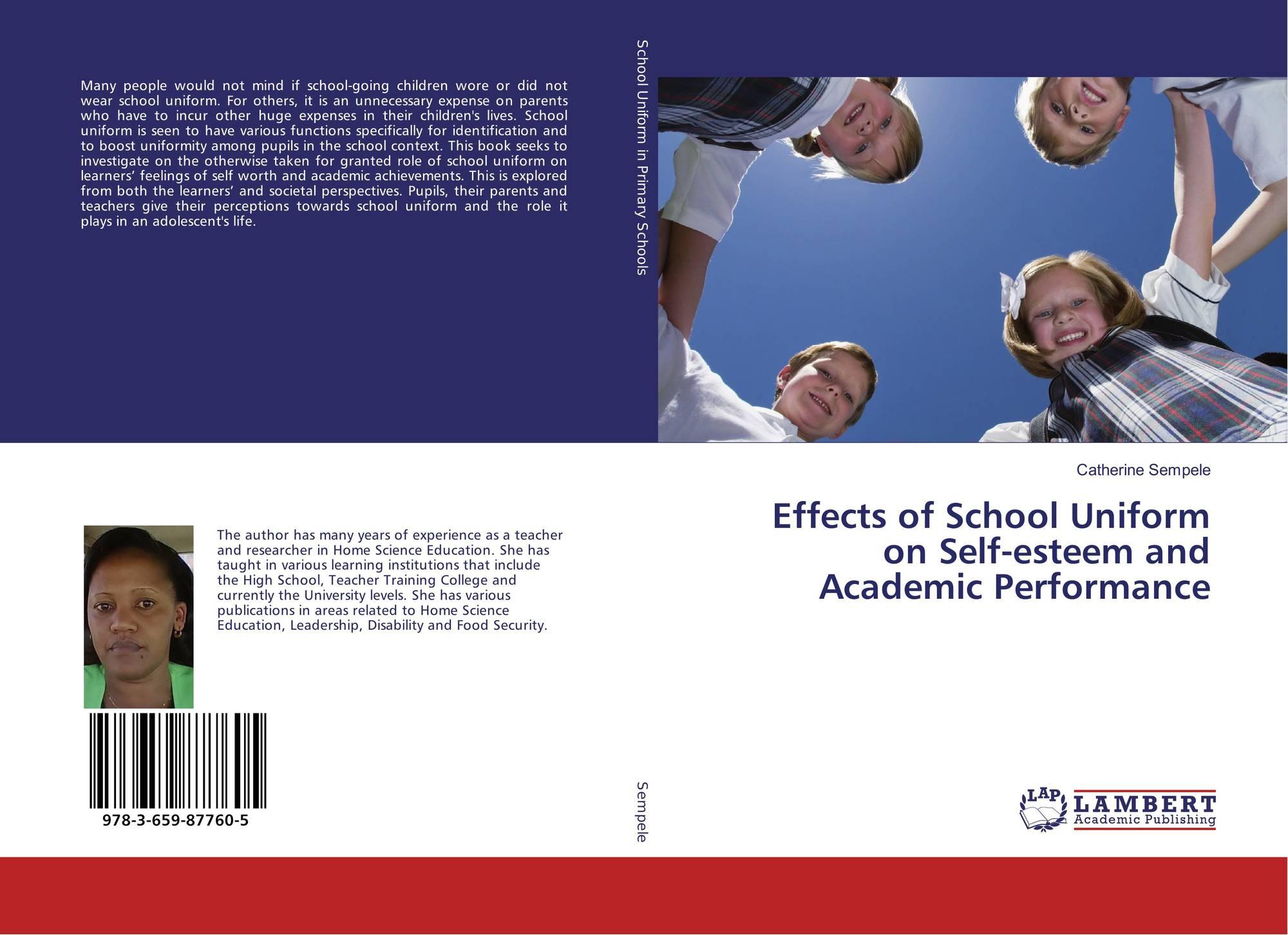 Book Cover School Uniform : Effects of school uniform on self esteem and academic