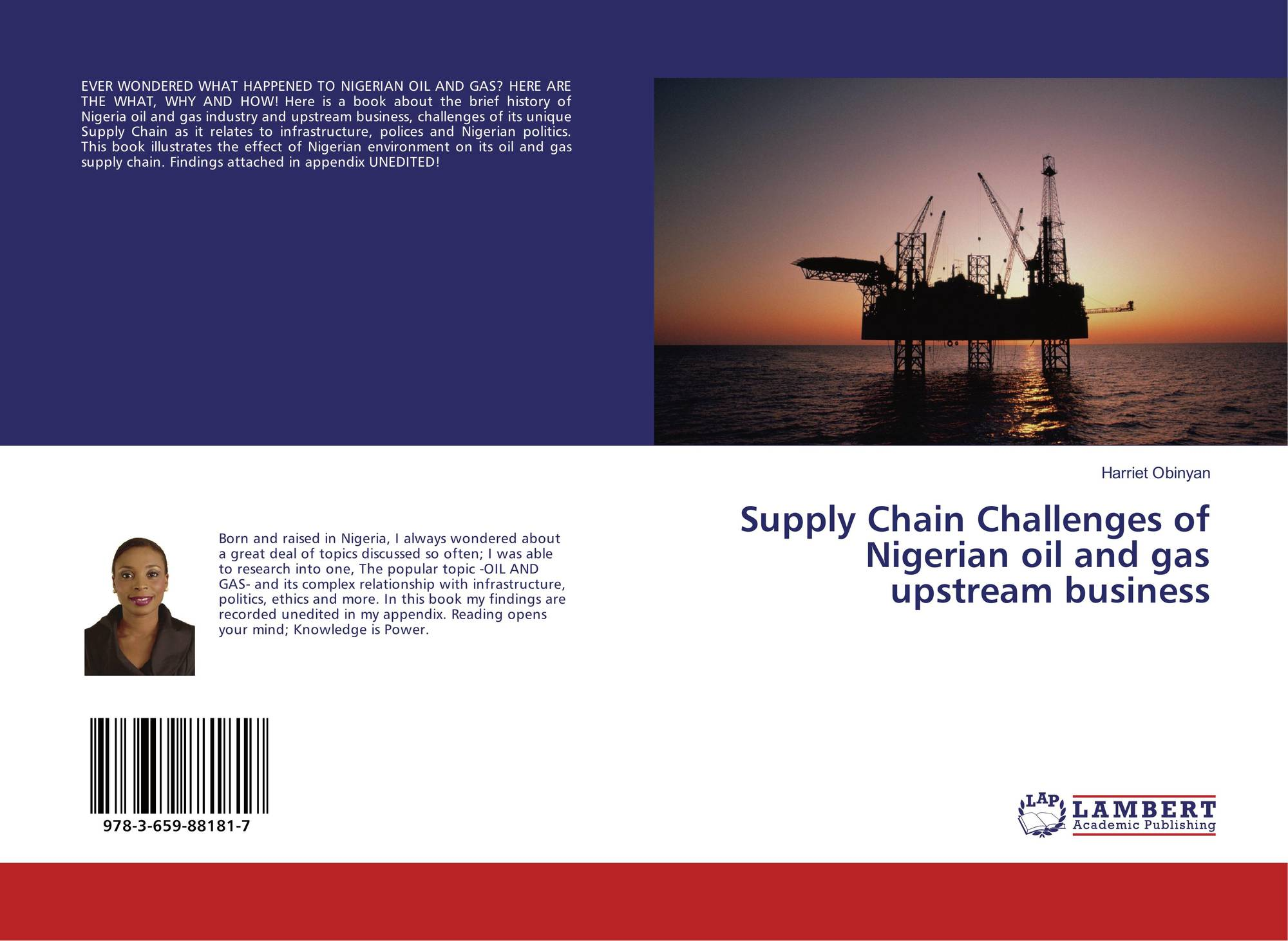 thesis on supply chain management in nigeria For first-year mba students who would like to take a closer look at chevron, procurement/supply chain management sponsors a summer internship program.