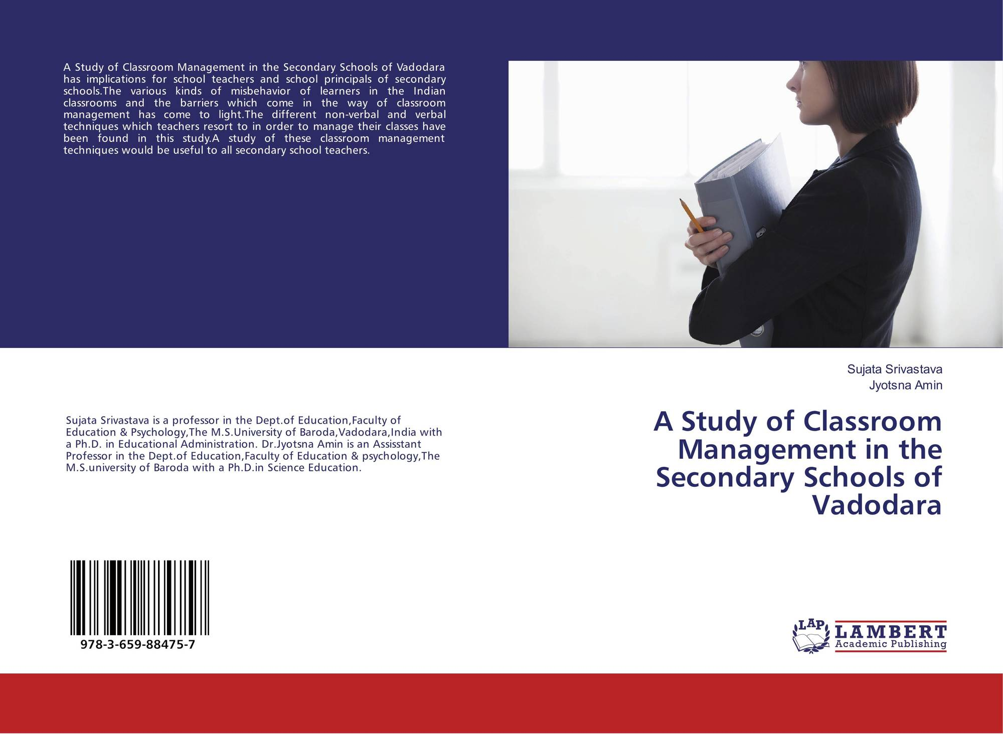 a study of classroom management Self-efficacy and classroom management: a correlation study regarding the factors that influence classroom management abstract classroom management has proved to be a plaguing aspect of the teaching and learning.