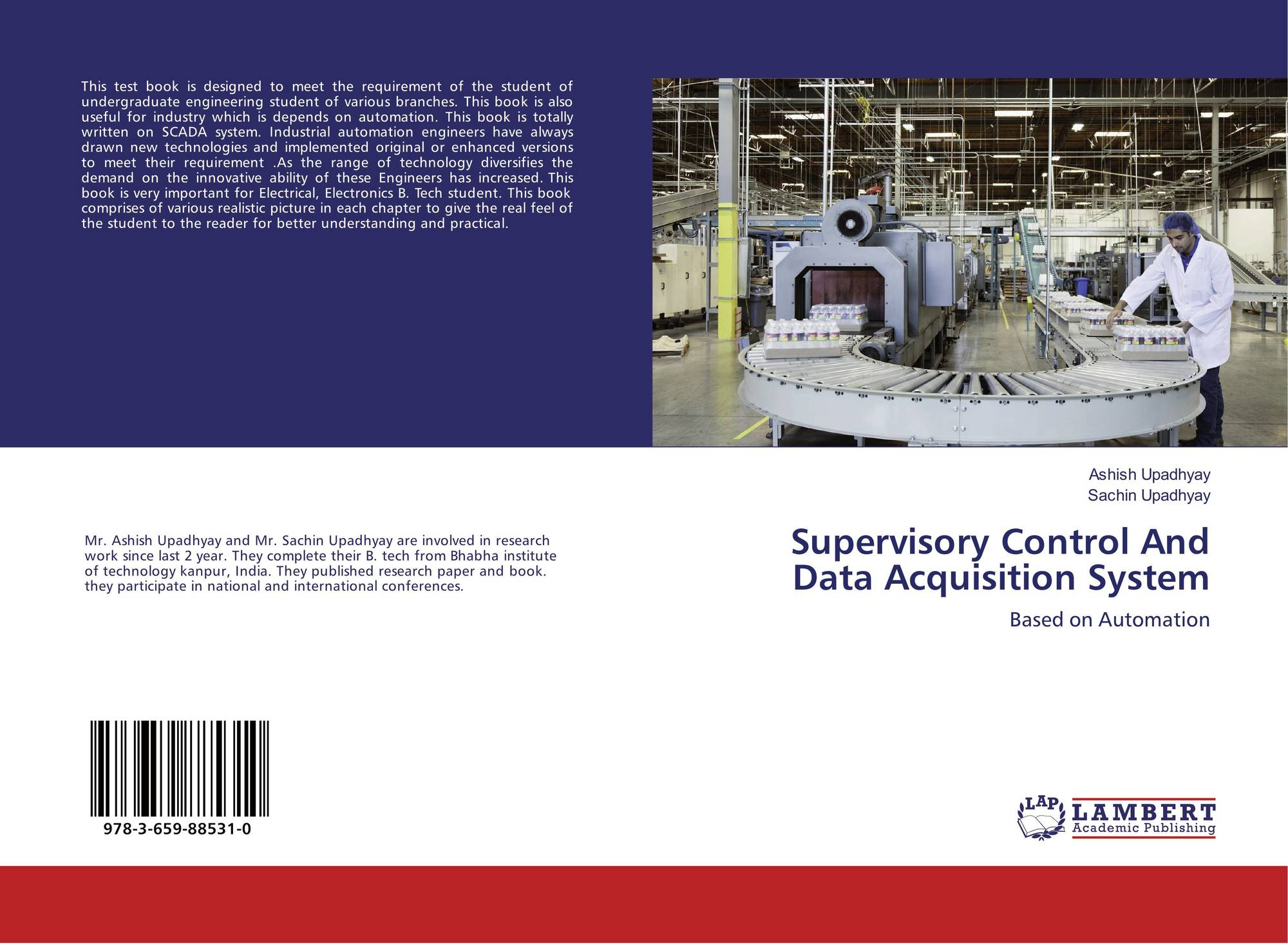 Data Acquisition And Control System : Supervisory control and data acquisition system