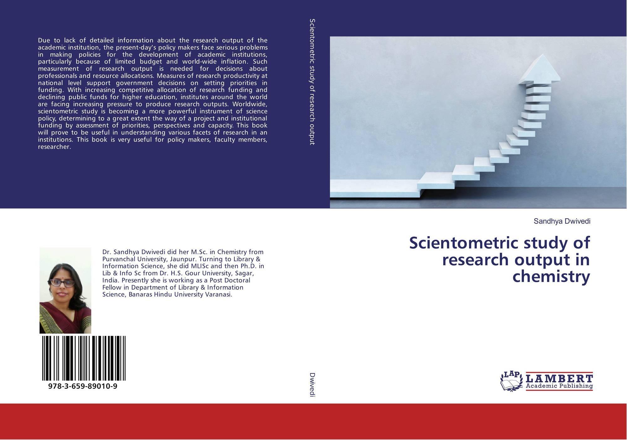 scientometric study thesis