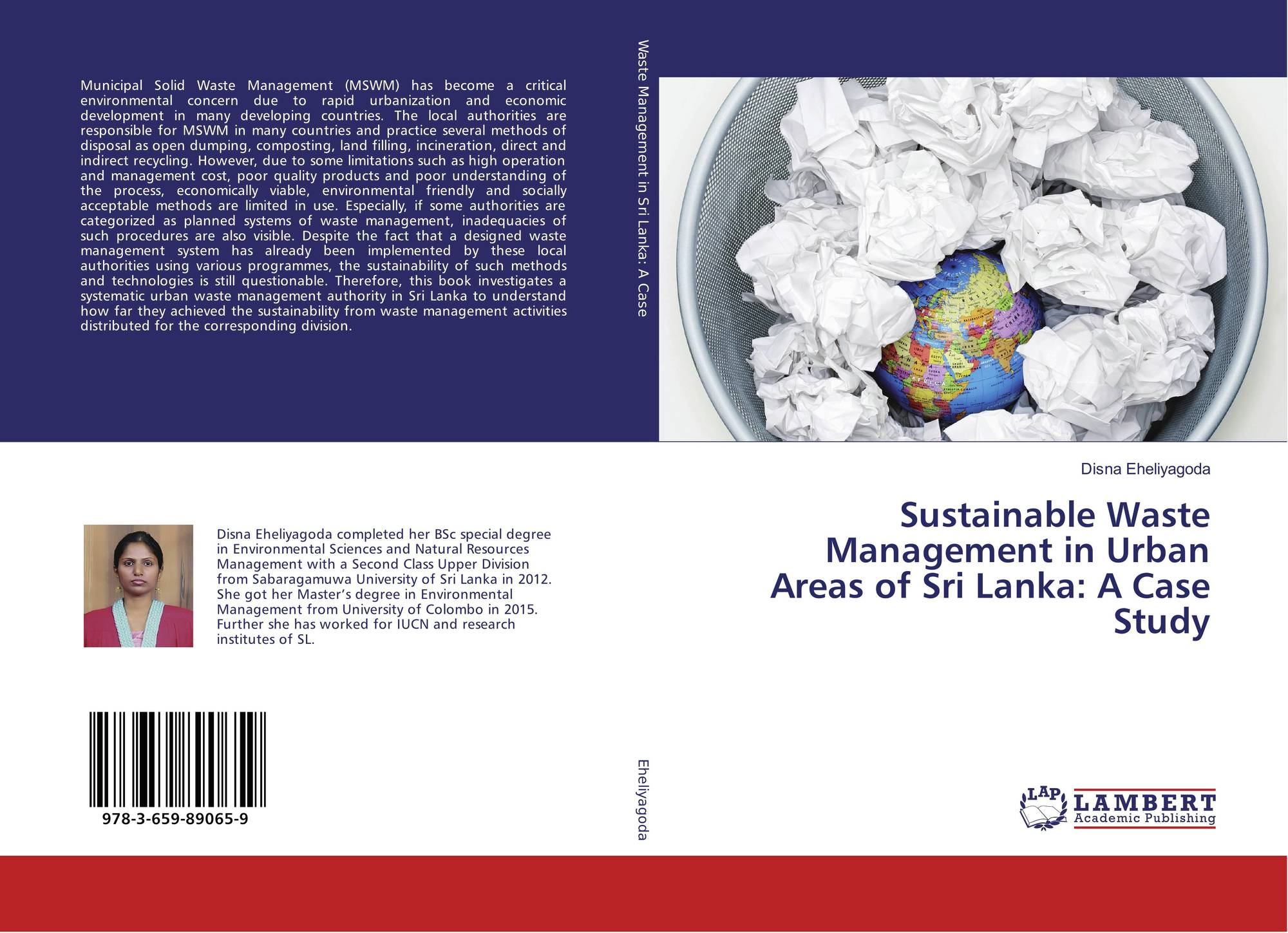 waste management methods a case study