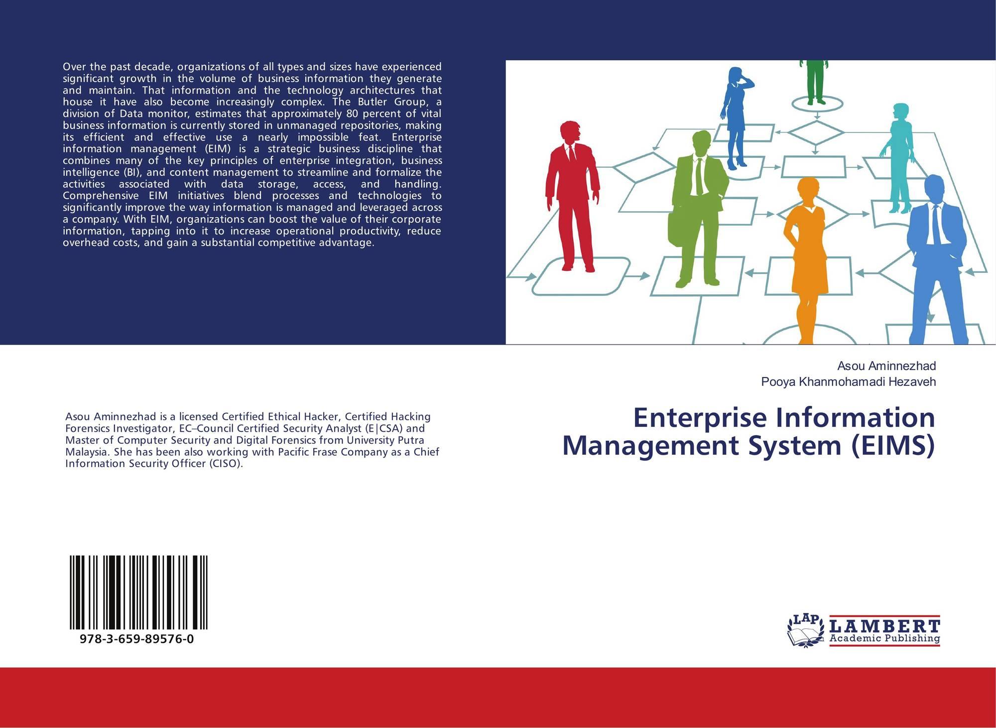 enterprise information management 1 build and execute an enterprise information management (eim) strategy m  joe zhou kamal parekh md/dama international, san diego, ca march 2008.
