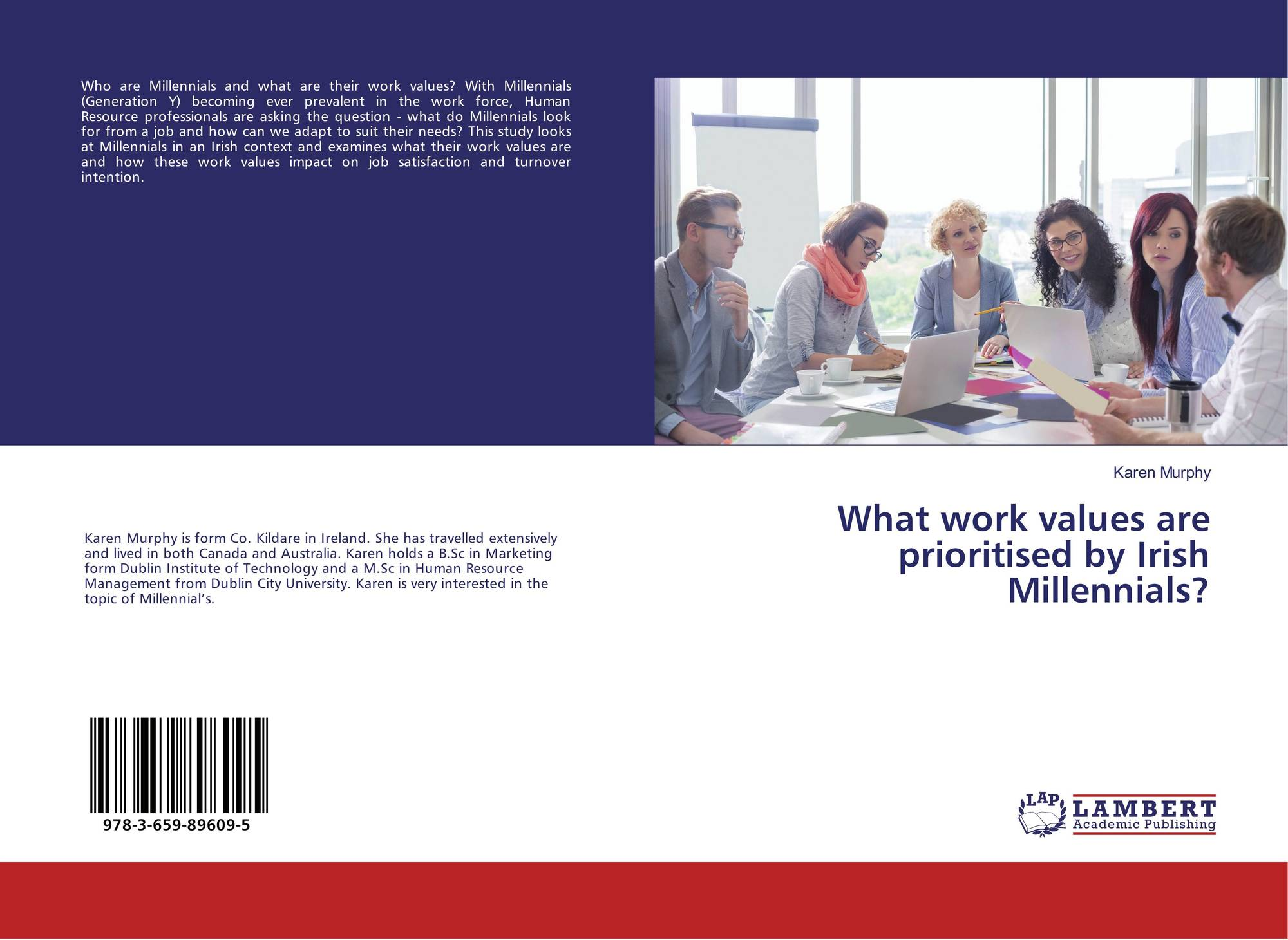what work values are prioritised by irish millennials  what work values are prioritised by irish millennials