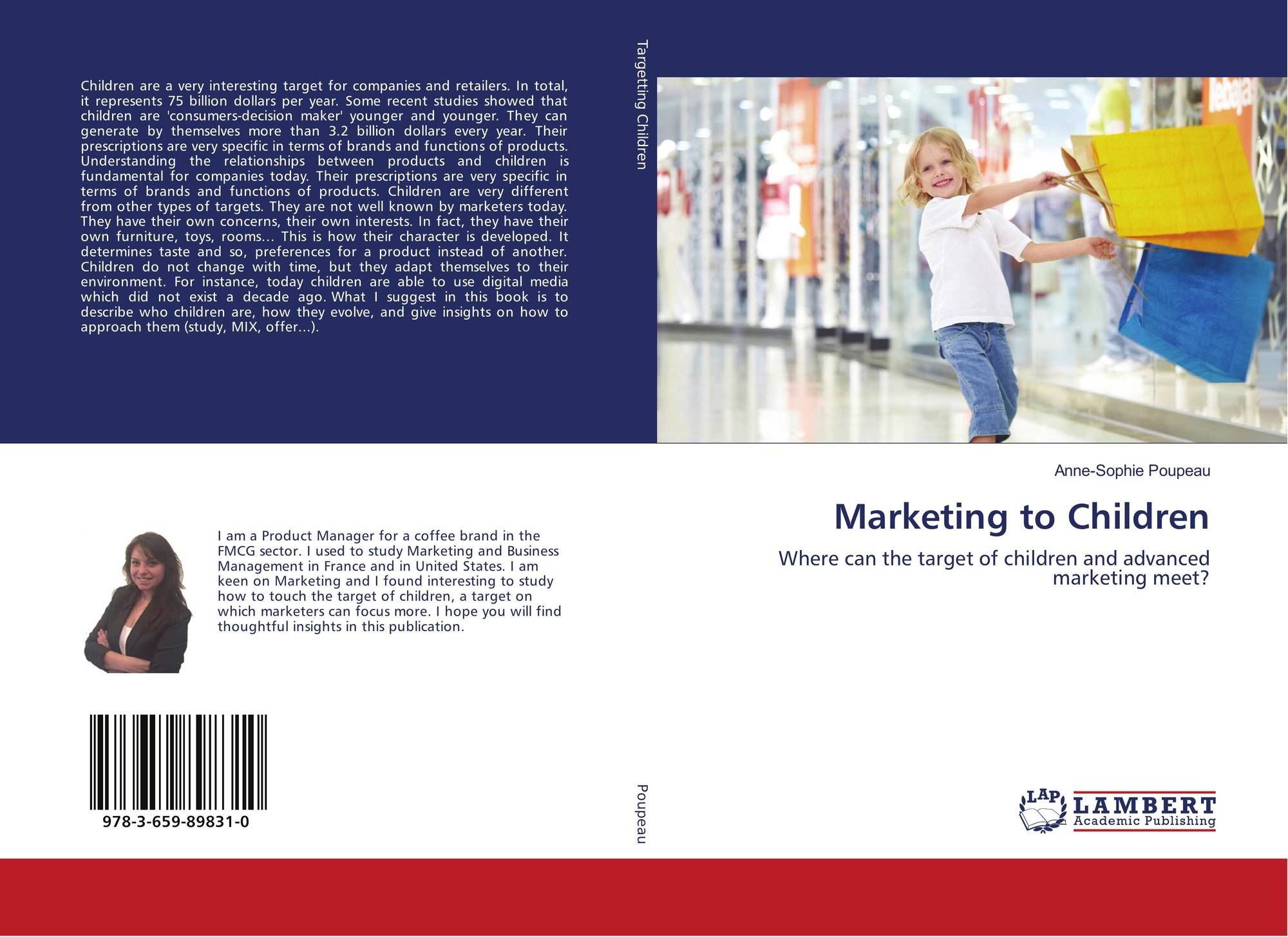 marketing for children A business plan is a written document that describes an idea for a product or service and how it will kids teens men women where do they live business plan idea marketing business name: finances contact.