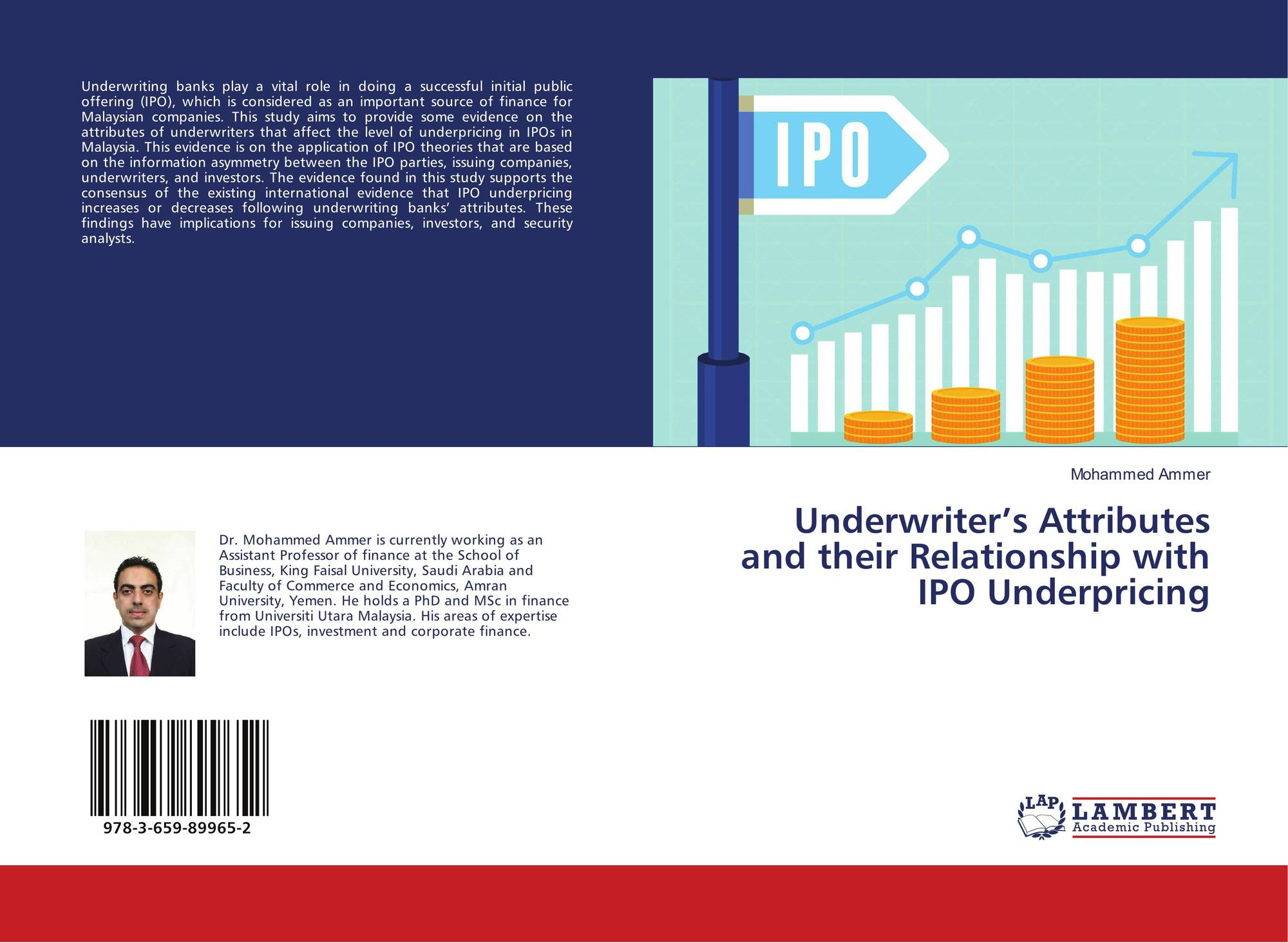 theories of ipo pricing and grading Theories of ipo under-pricing have explained different dimensions of under pricing asymmetric information, ownership and control, institutional basis and investor's behavioural explanations are major.