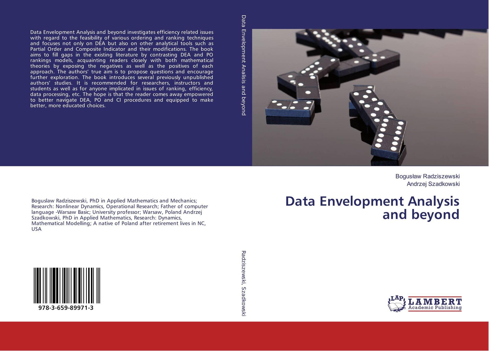 data envelopment analysis and related literature