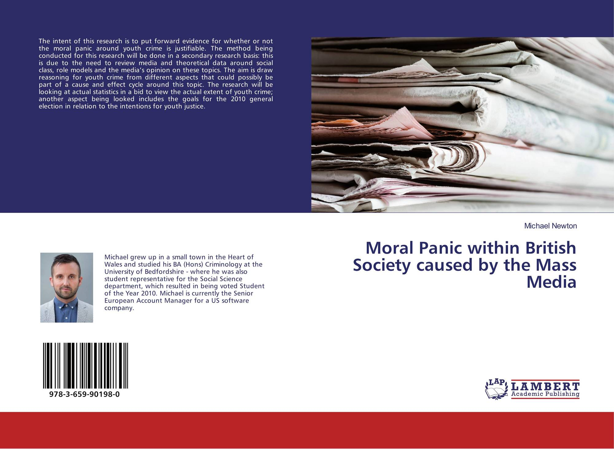 an introduction to the analysis of moral panic