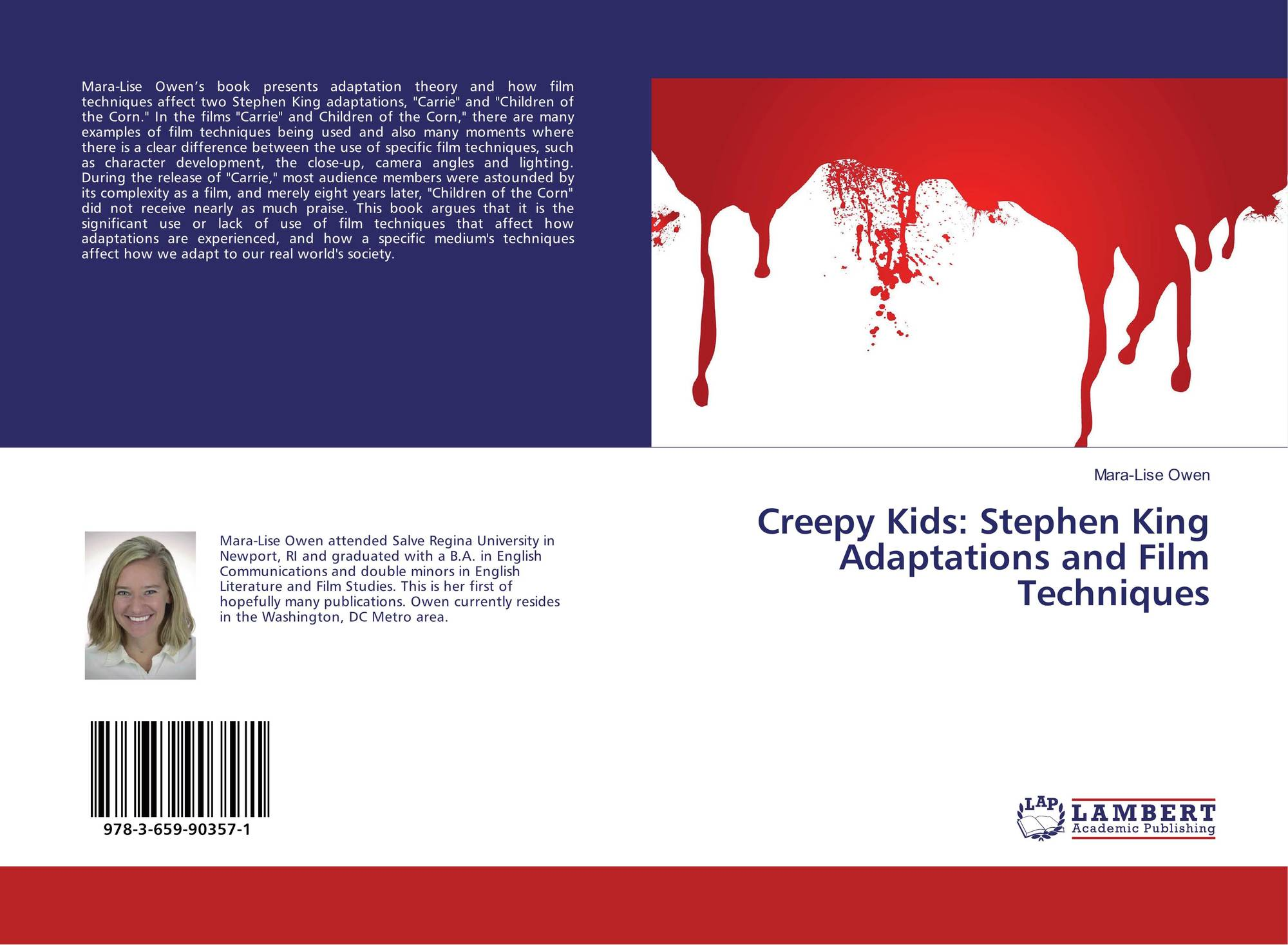 an analysis of the writing style of stephen king a horror author Rhetorical analysis of stephen king's essay, why we crave horror movies--please critique   here is an essay i am writing for my english 101 class any advice or.