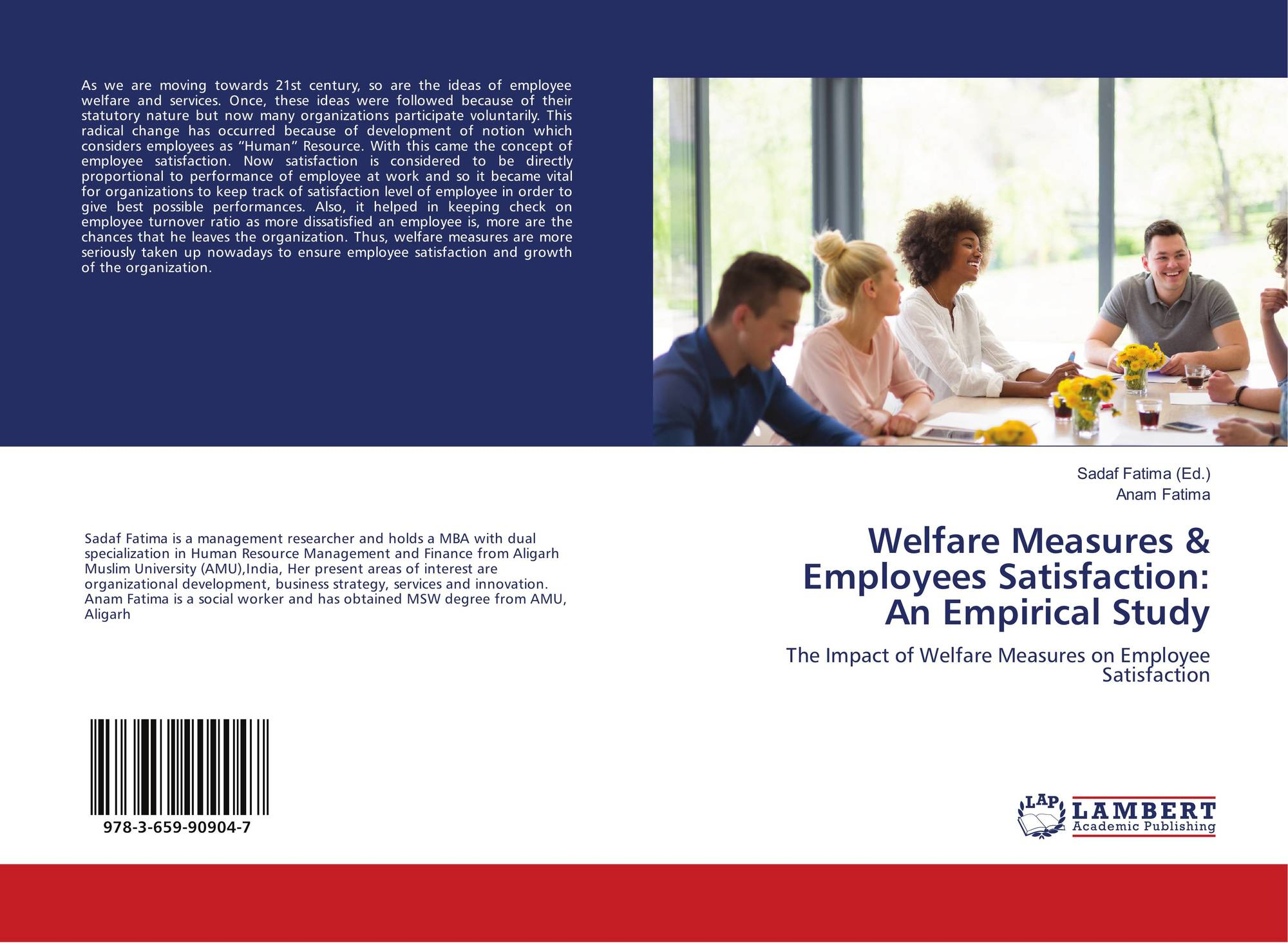 satisfaction level of employees working in Employees are working there, and it is a very large sector for study of the human resource there are many organizational phenomena related to job satisfaction such as performance, motivation, leadership, attitude etc (gupta & sharma, 2009.
