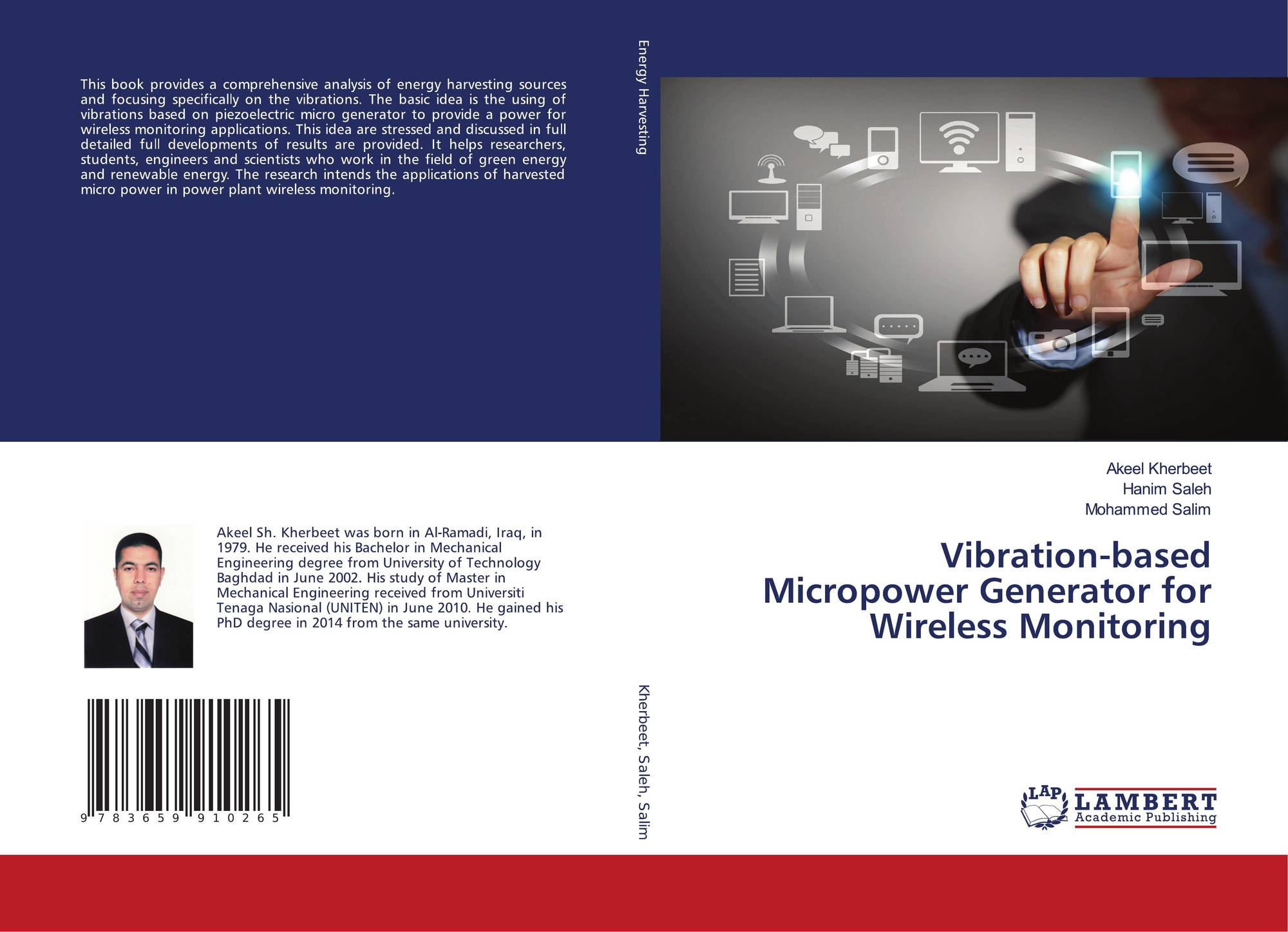 Vibration-based Micropower Generator for Wireless Monitoring