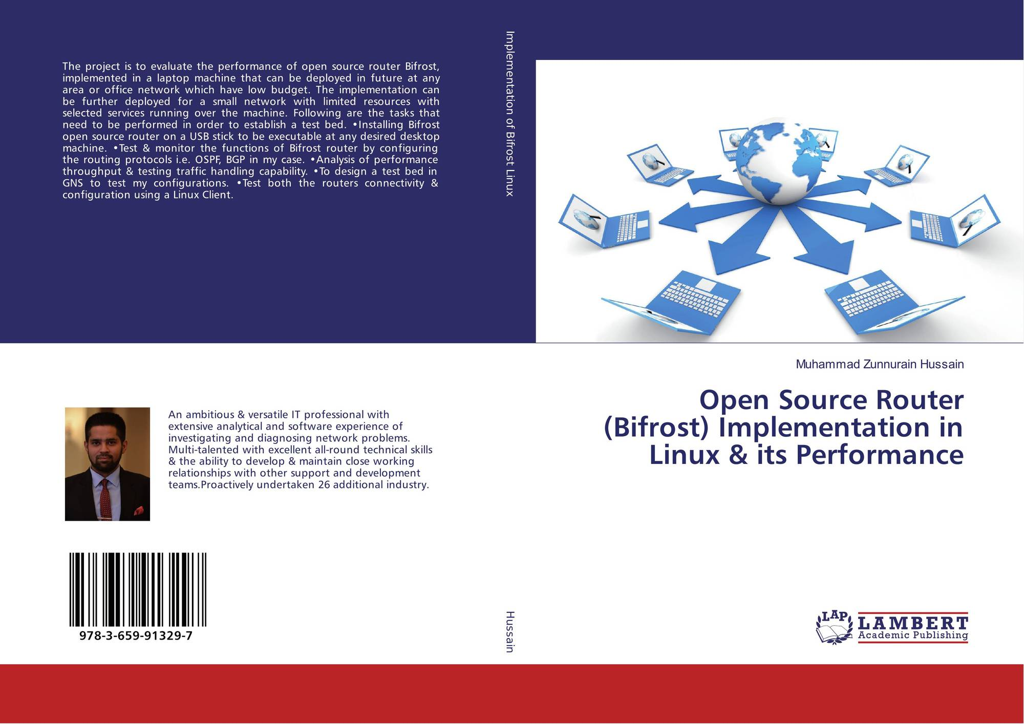 Open Source Router (Bifrost) Implementation in Linux & its