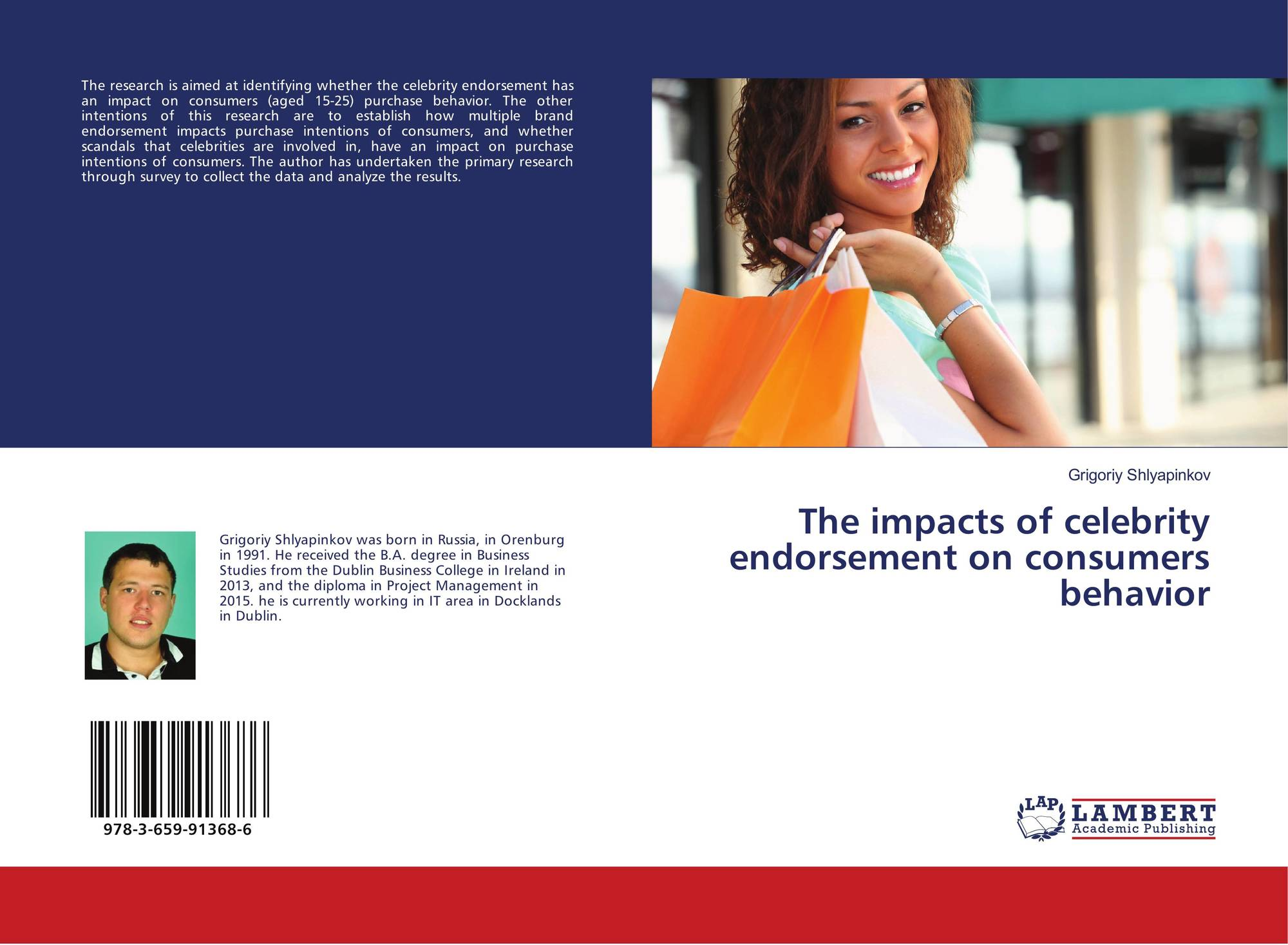 celebrity endorsement on consumer behaviour an