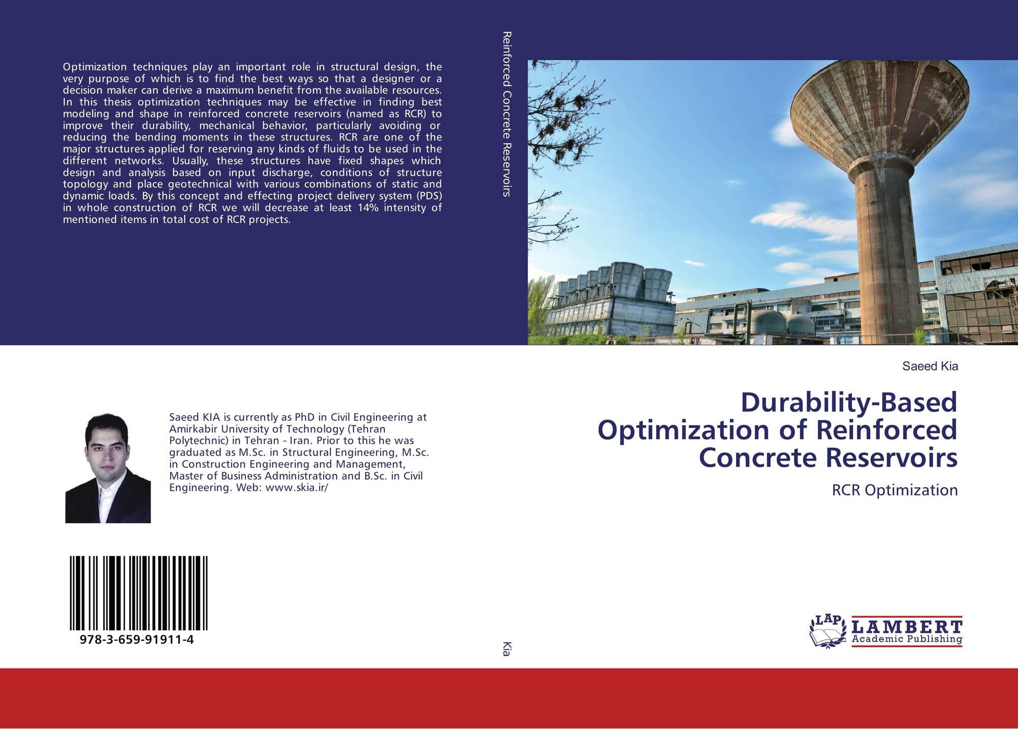 durability of concrete thesis