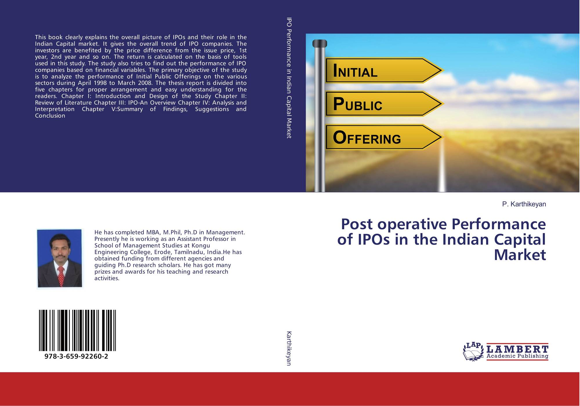 ipos performance The price level performance of a newly issued stock after its ipo there is no standard ending time period that is considered, but after-market performance begins on.