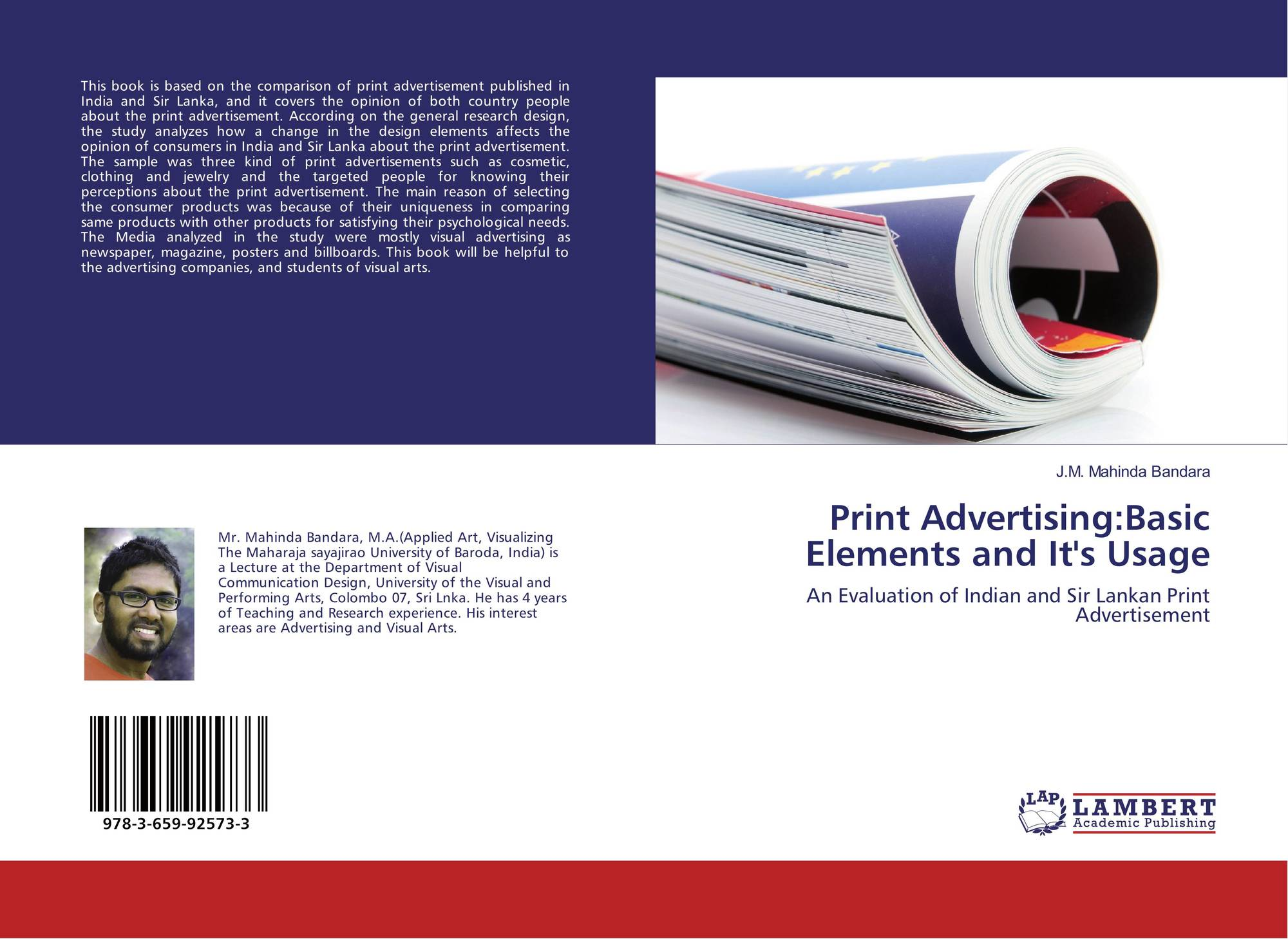 compare the element in advertisement