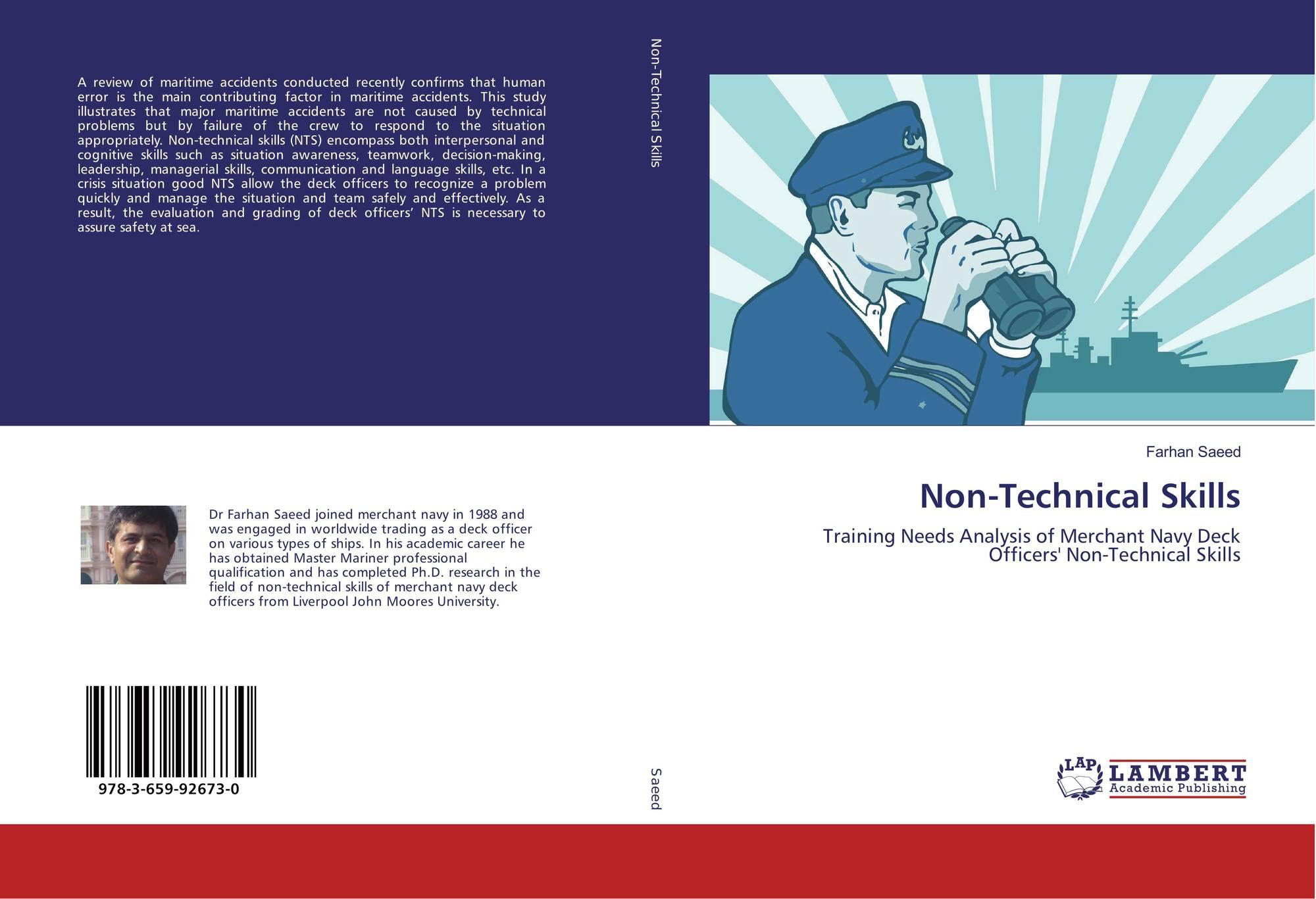 Non-Technical Skills, 978-3-659-92673-0, 3659926736 ,9783659926730