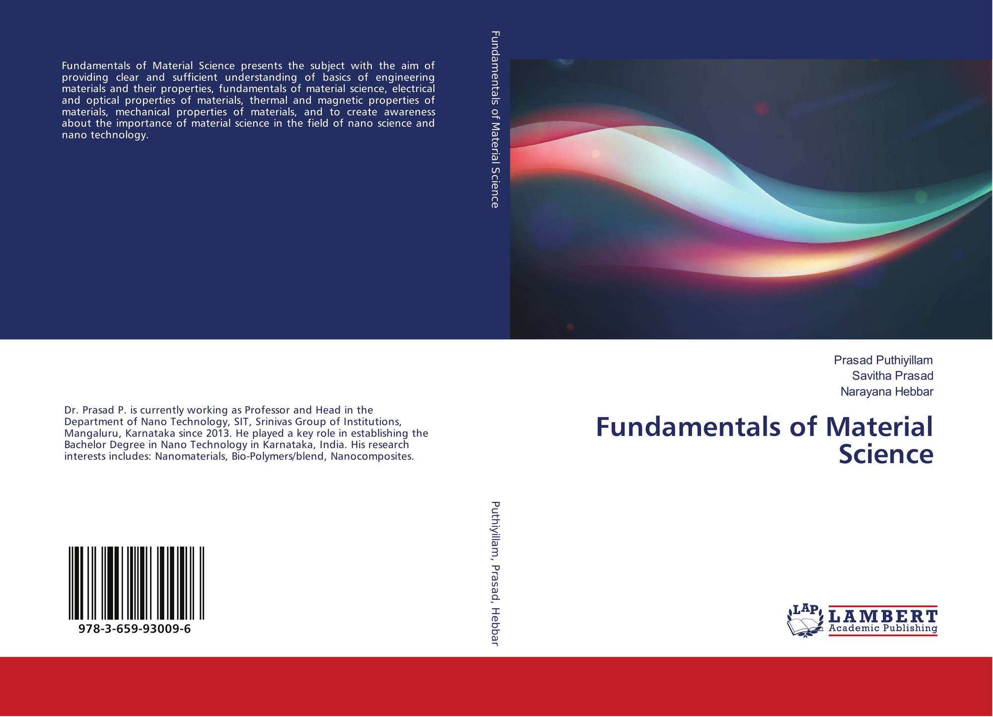Fundamentals of Material Science, 978-3-659-93009-6, 3659930091