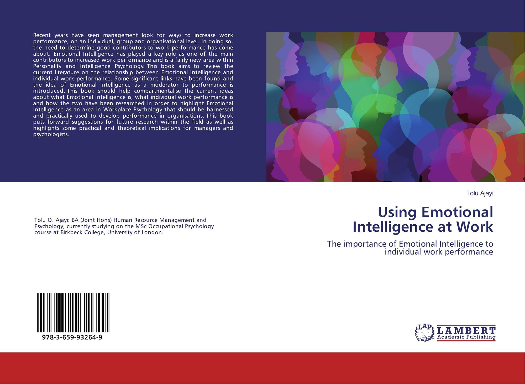 the relation between intelligence and job performance and economic advantages The work engagement and job performance relationship: exploring the mediating effect of trait emotional intelligence a thesis presented to the faculty of the.