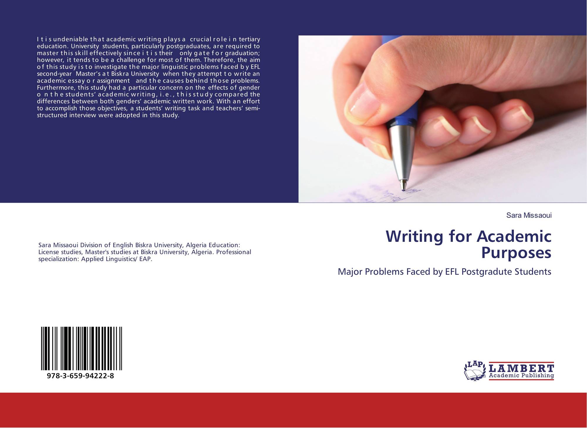 academic essay writings