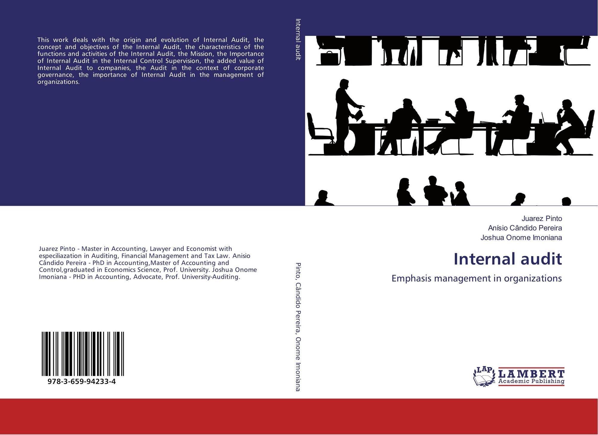 characteristics of internal control