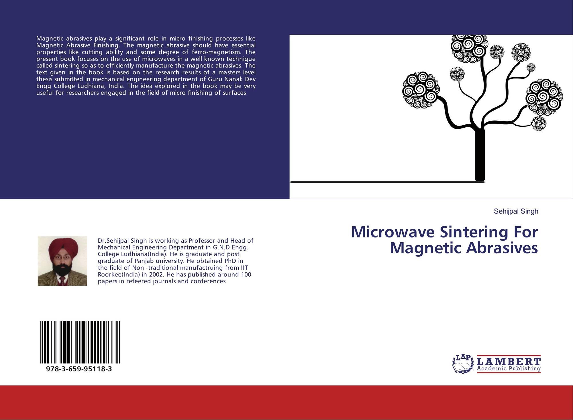 Lap thesis publishing