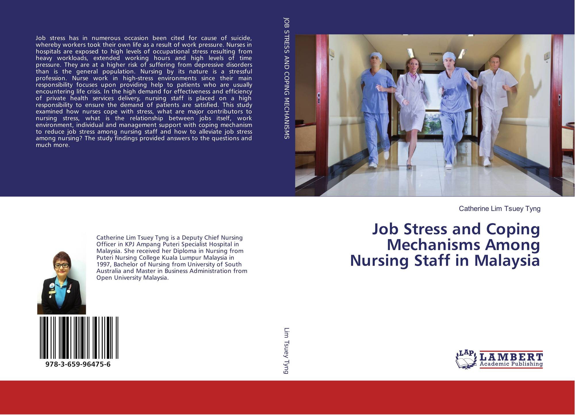 thesis on stress in nursing