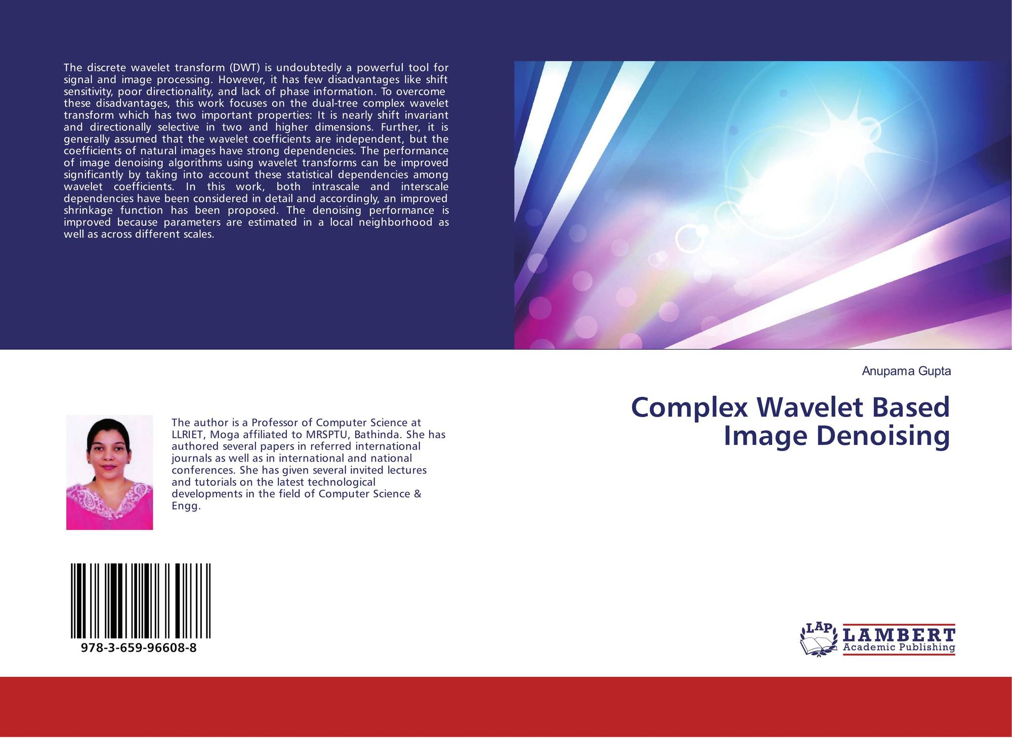 Wavelet denoising thesis