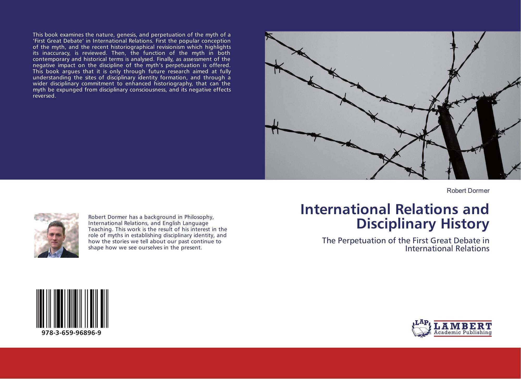 international relations an academic discipline