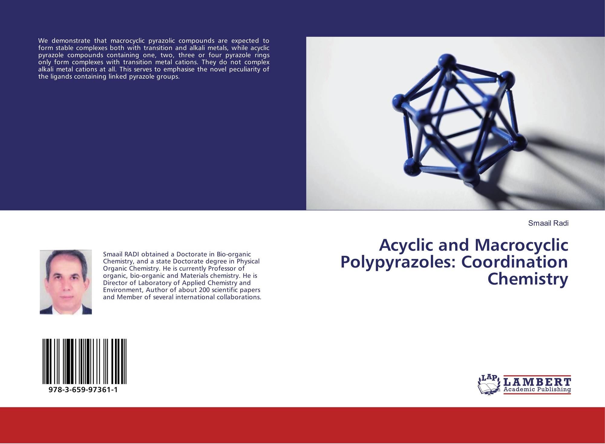 Acyclic and Macrocyclic Polypyrazoles: Coordination