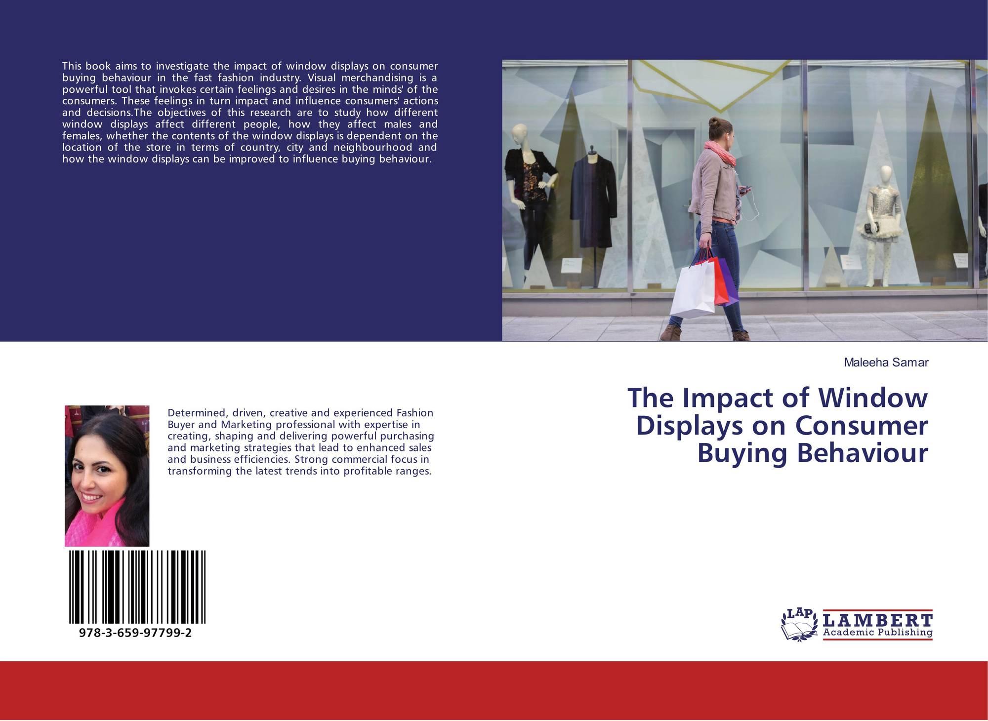 Thesis consumer buying behaviour