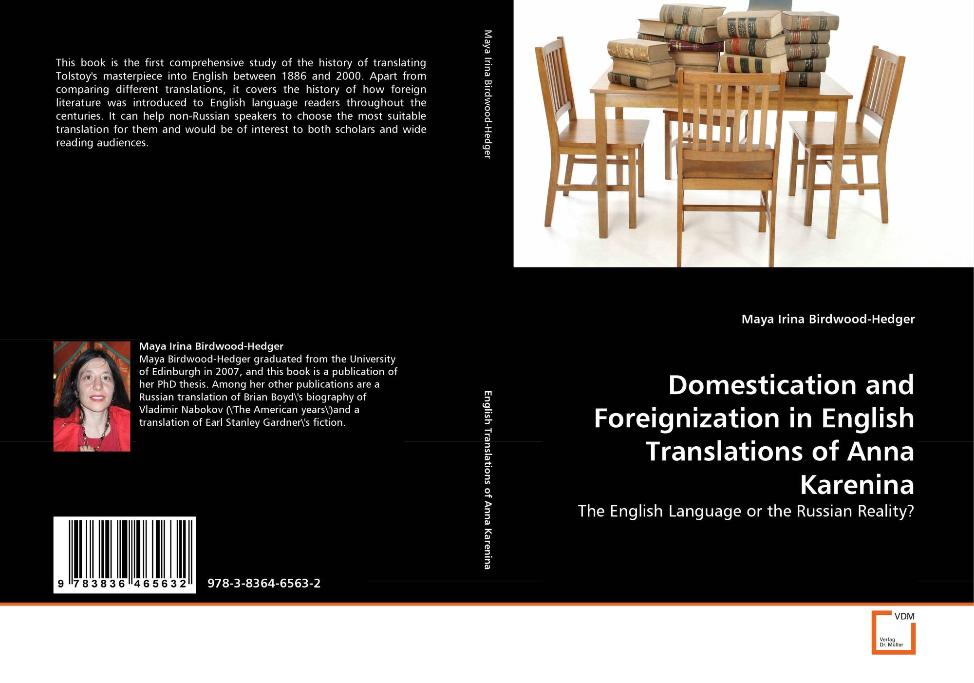 domestication and foreignization in translation Translation article entitled domestication vs foreignization in english-arabic translation.