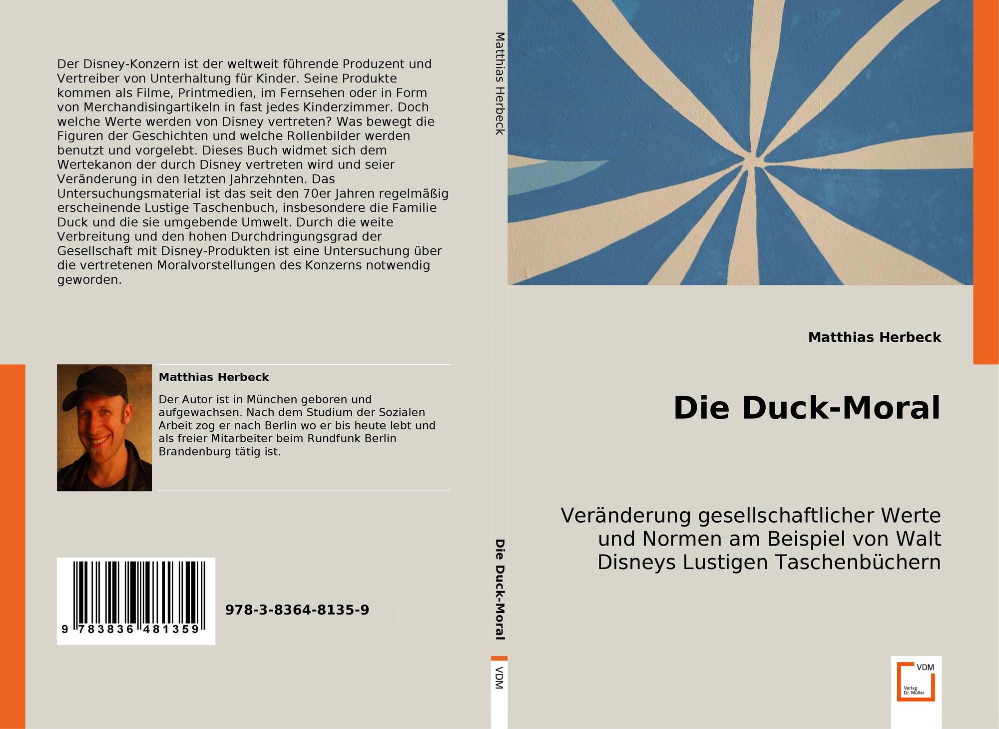bookcover of die duck moral - Normen Und Werte Beispiele