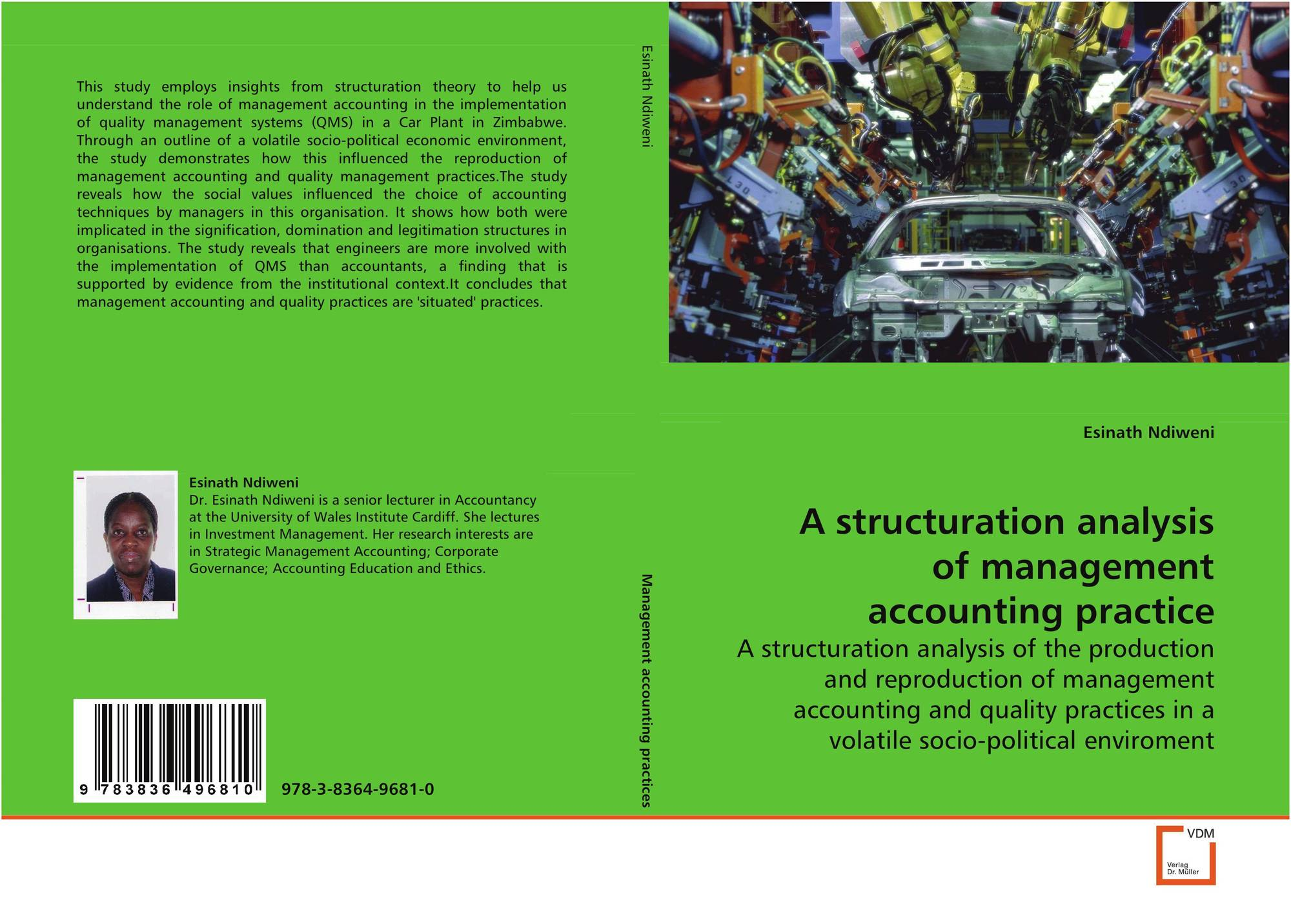 Management accounting exercises