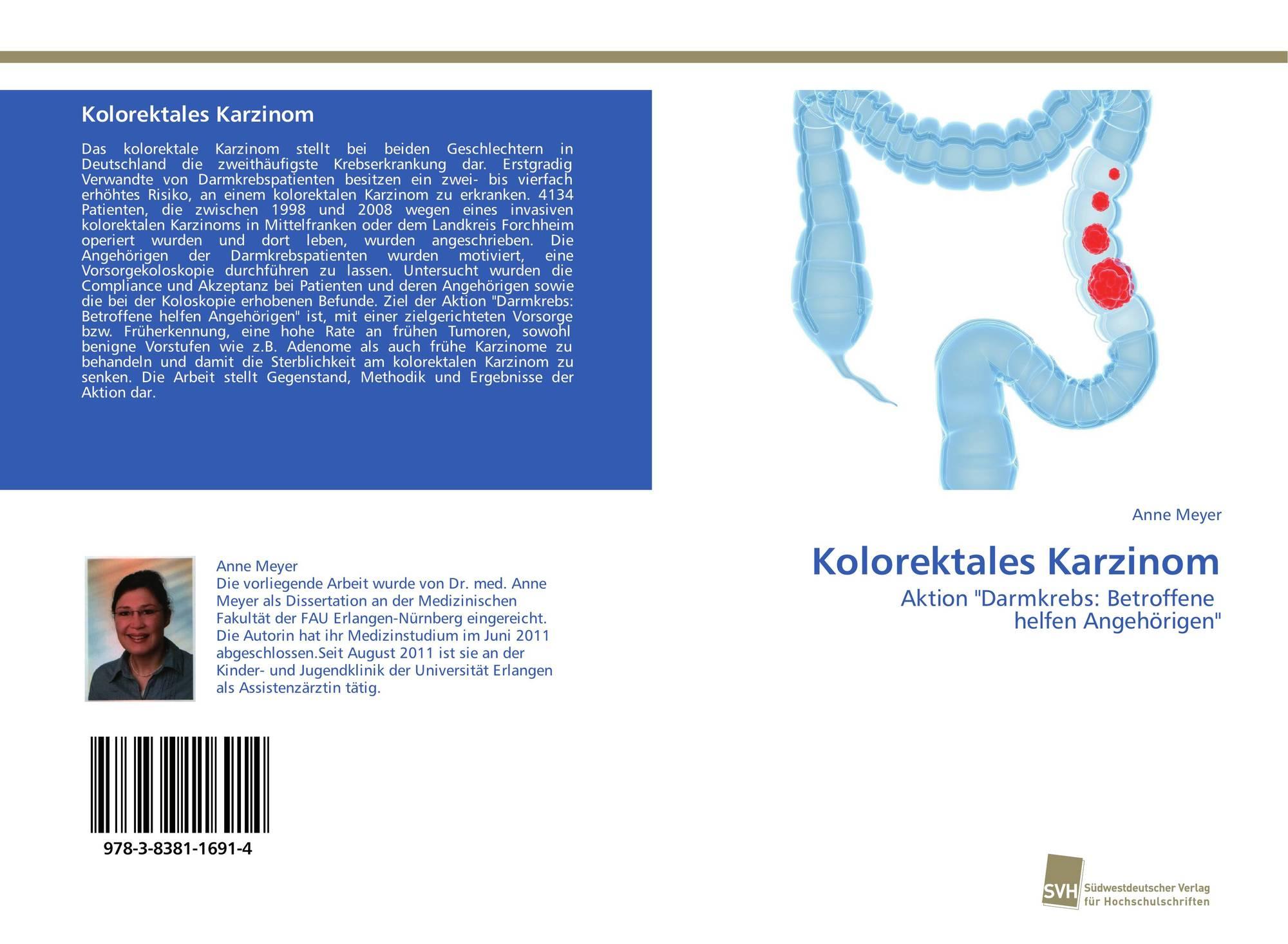 dissertation kolorektales karzinom