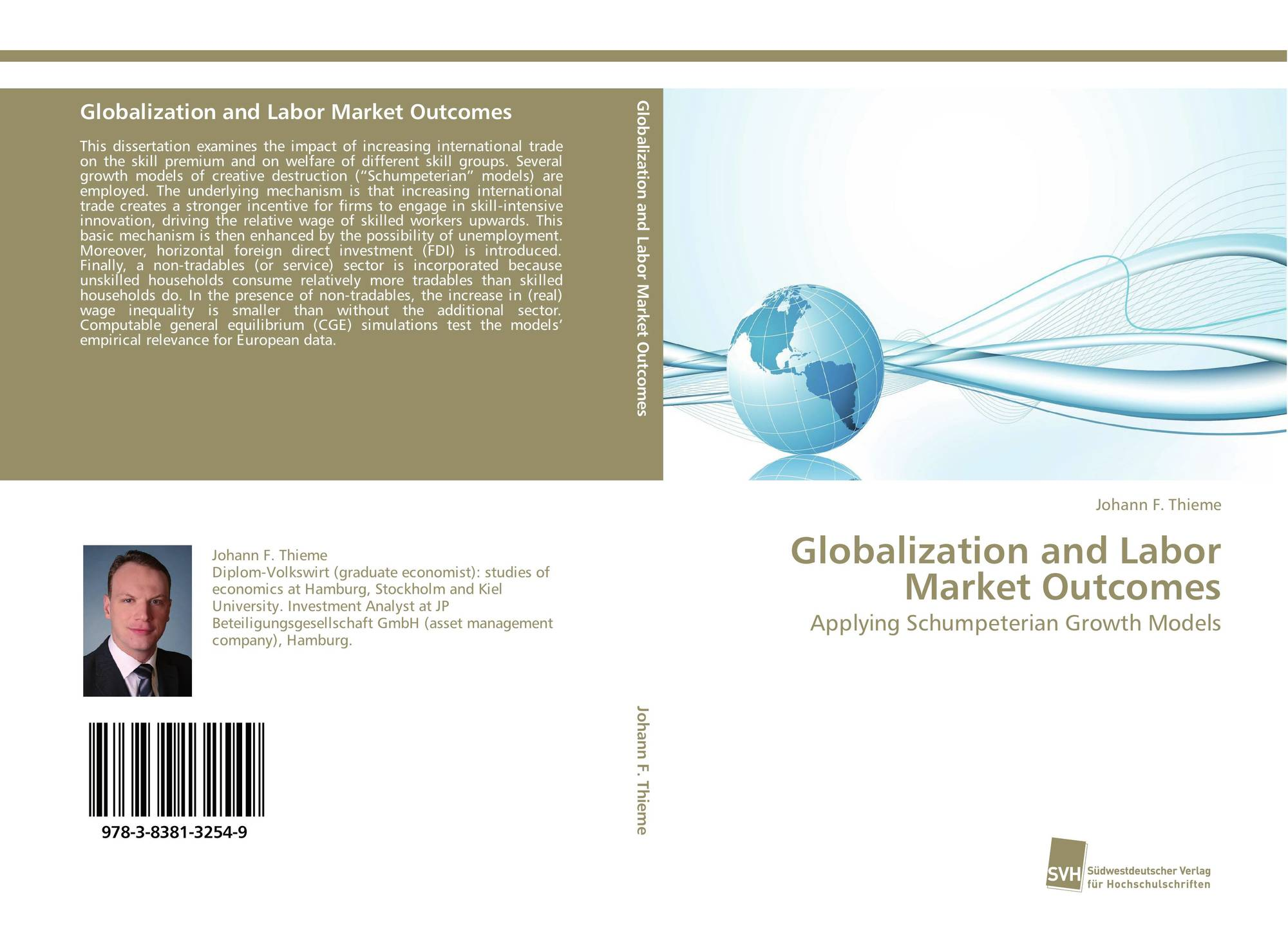 globalization and its impact on marketing Discover how globalization impacts governments and investors both in positive and negative ways, as well as some overall trends to consider below is a look beyond the everyday implications of globalization and towards the economic implications that impact international investors.