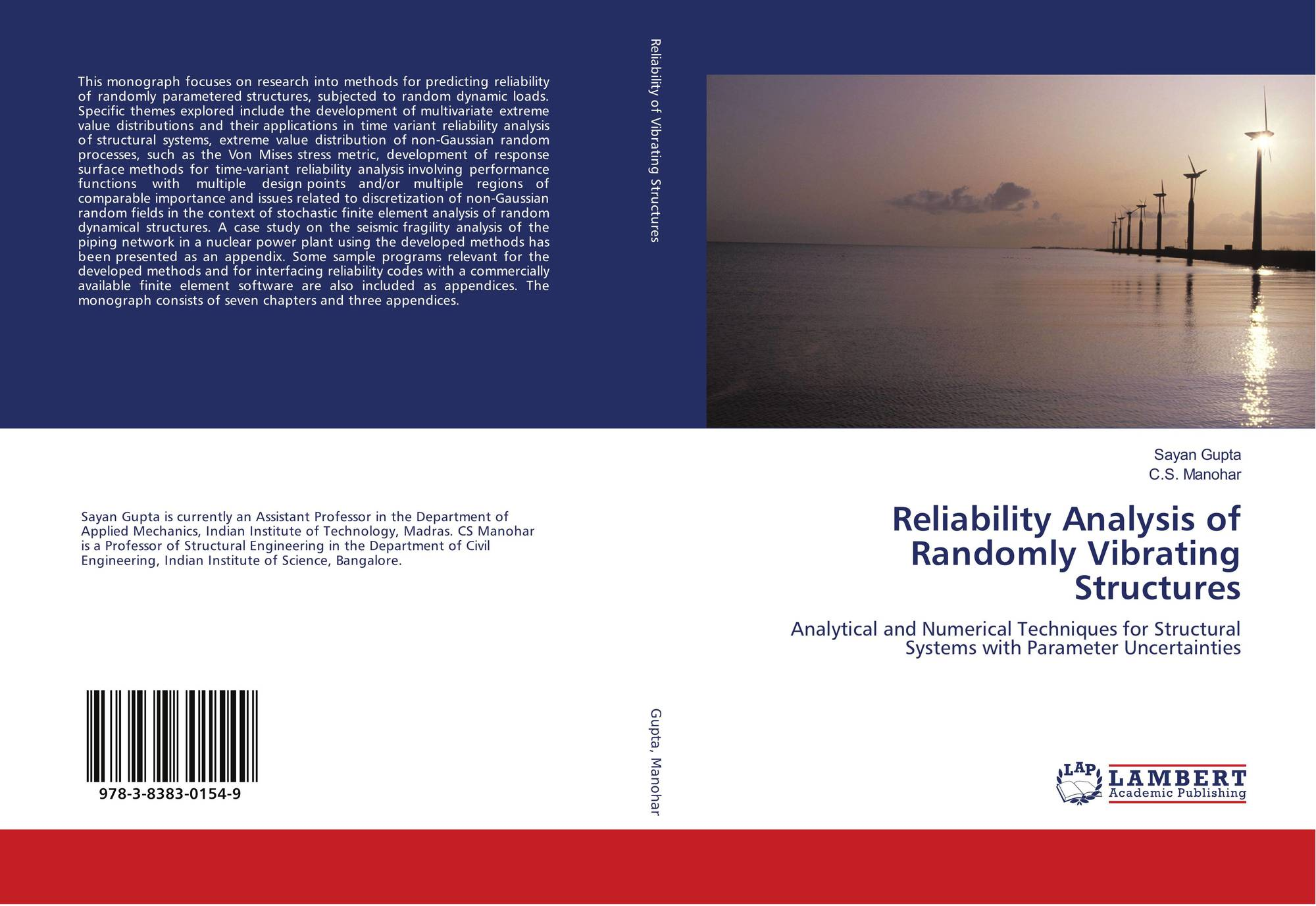 reliability analysis thesis A study on the reliability – based safety analysis of hardfill dams a thesis submitted to the graduate school of natural and applied sciences.